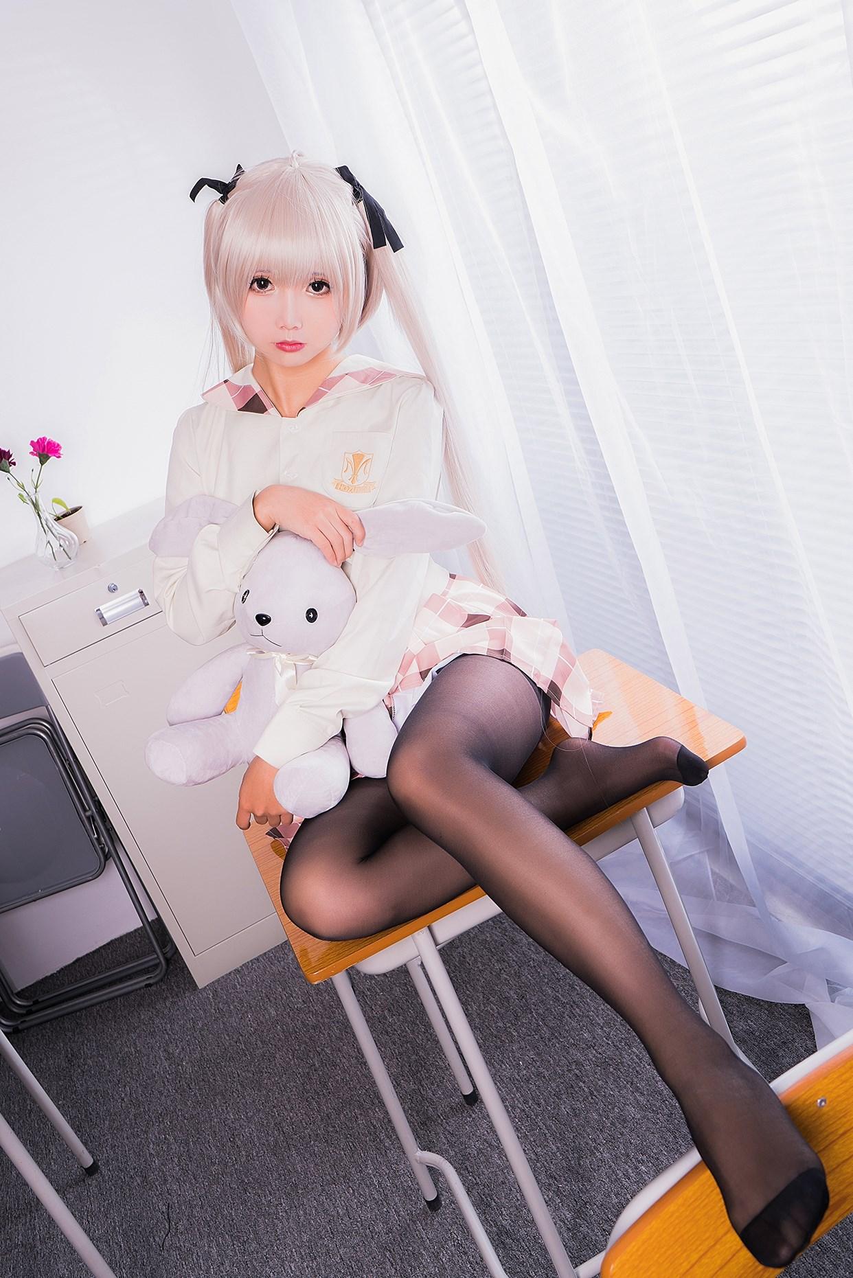 【兔玩映画】黑丝穹妹 兔玩映画 第1张