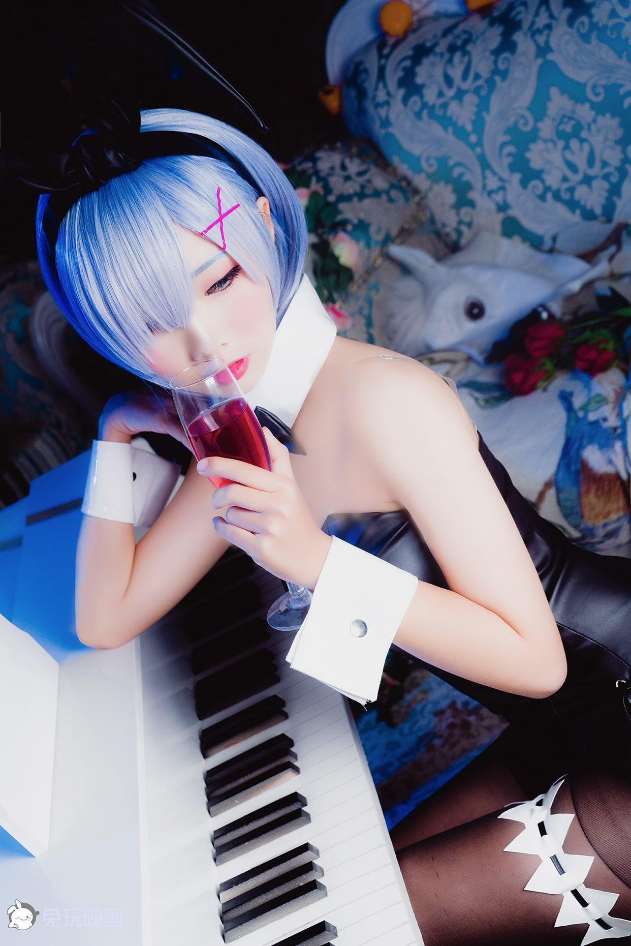【兔玩映画】兔女郎vol.12 - 面饼 兔玩映画 第33张
