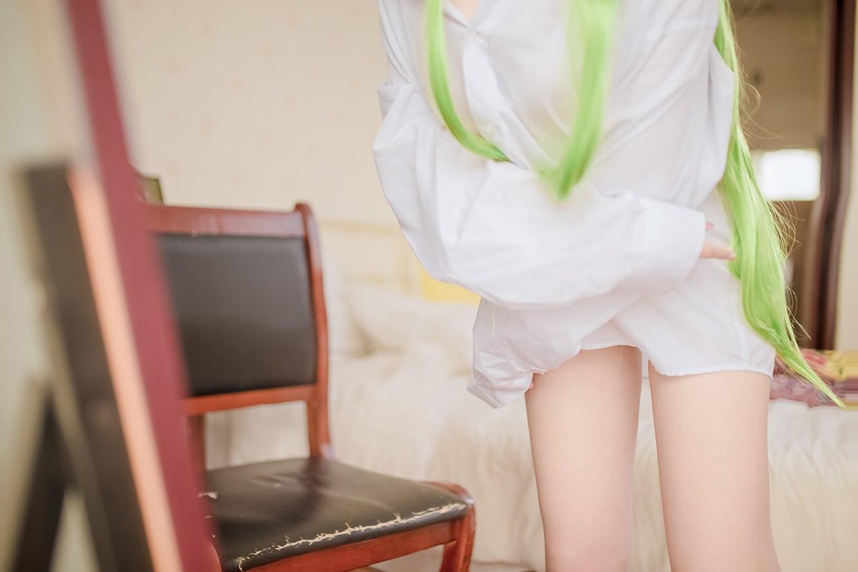 【兔玩映画】衬衫CC女神 兔玩映画 第37张