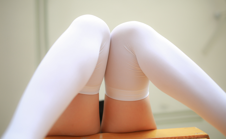【兔玩映画】教室里的美腿诱惑 兔玩映画 第18张