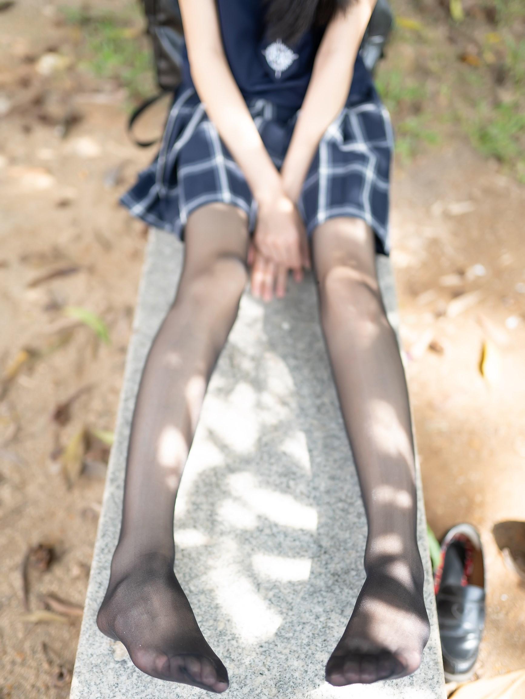【兔玩映画】格裙黑丝 兔玩映画 第36张