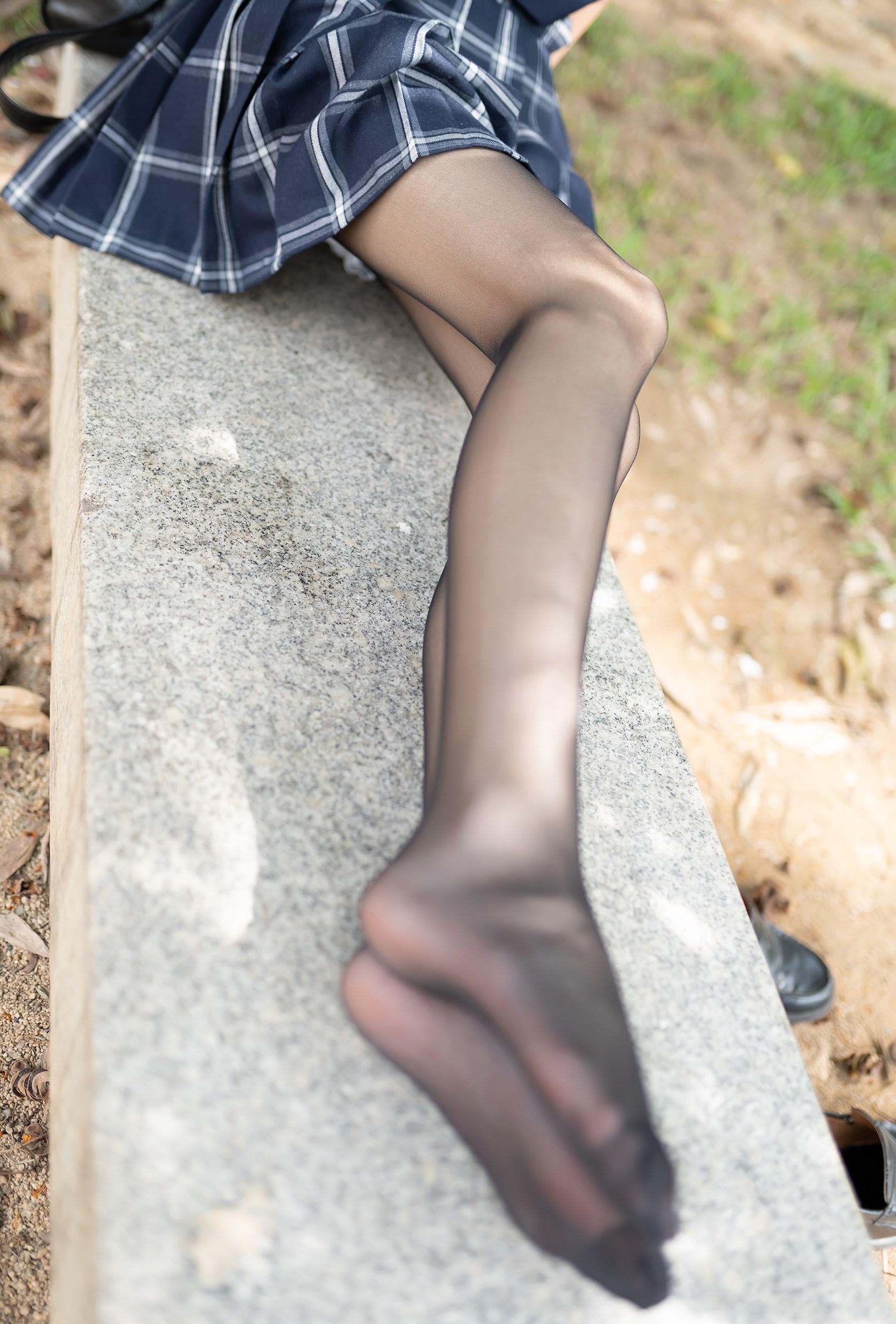 【兔玩映画】格裙黑丝 兔玩映画 第33张