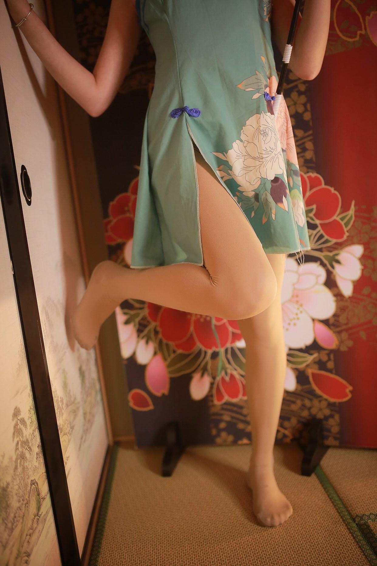 【兔玩映画】伞下的旗袍少女 兔玩映画 第16张