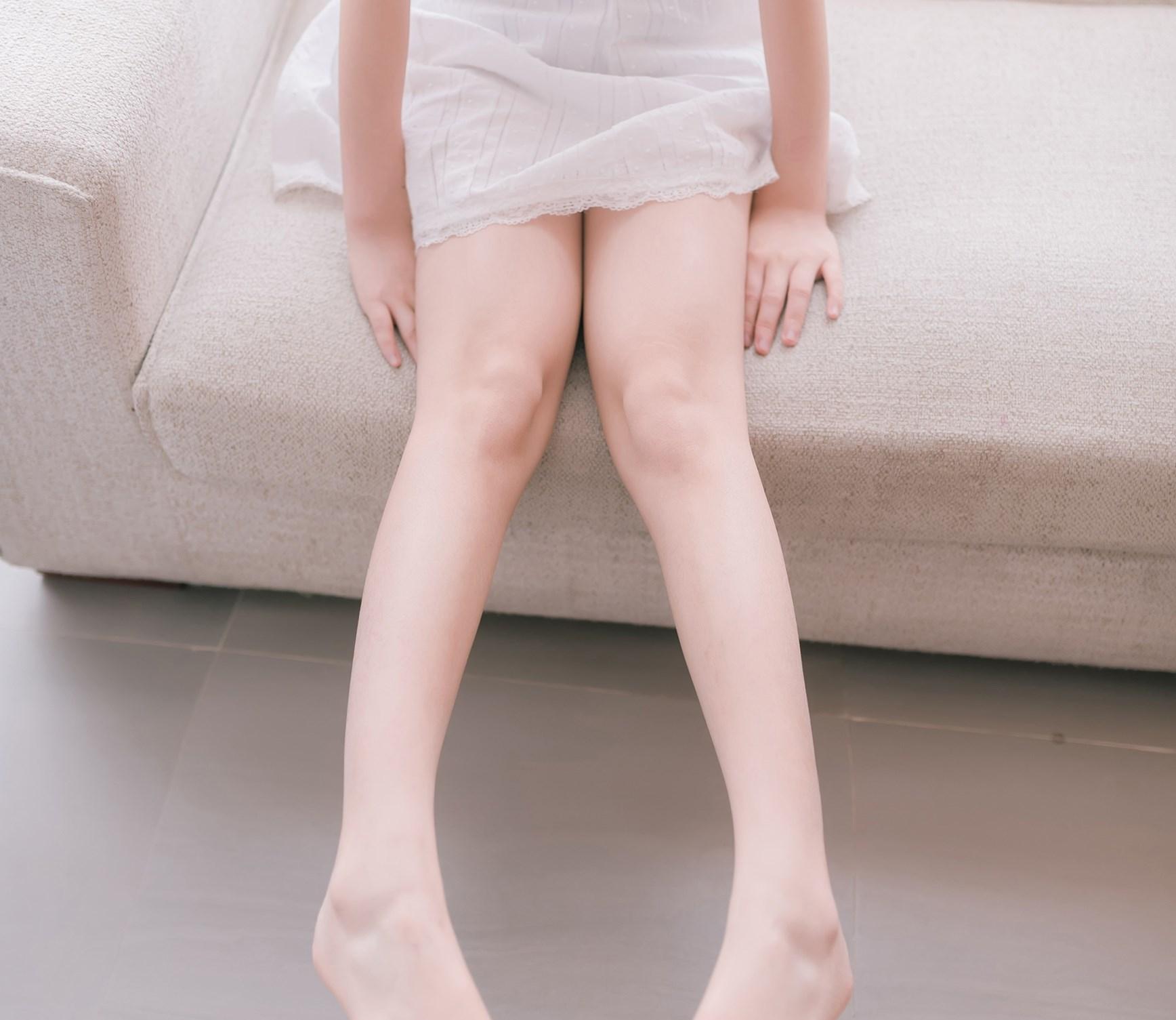 【兔玩映画】白裙双马尾 兔玩映画 第45张