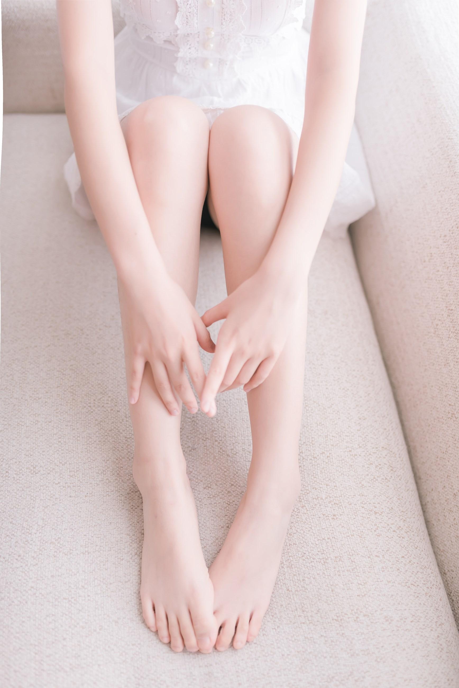 【兔玩映画】白裙双马尾 兔玩映画 第43张