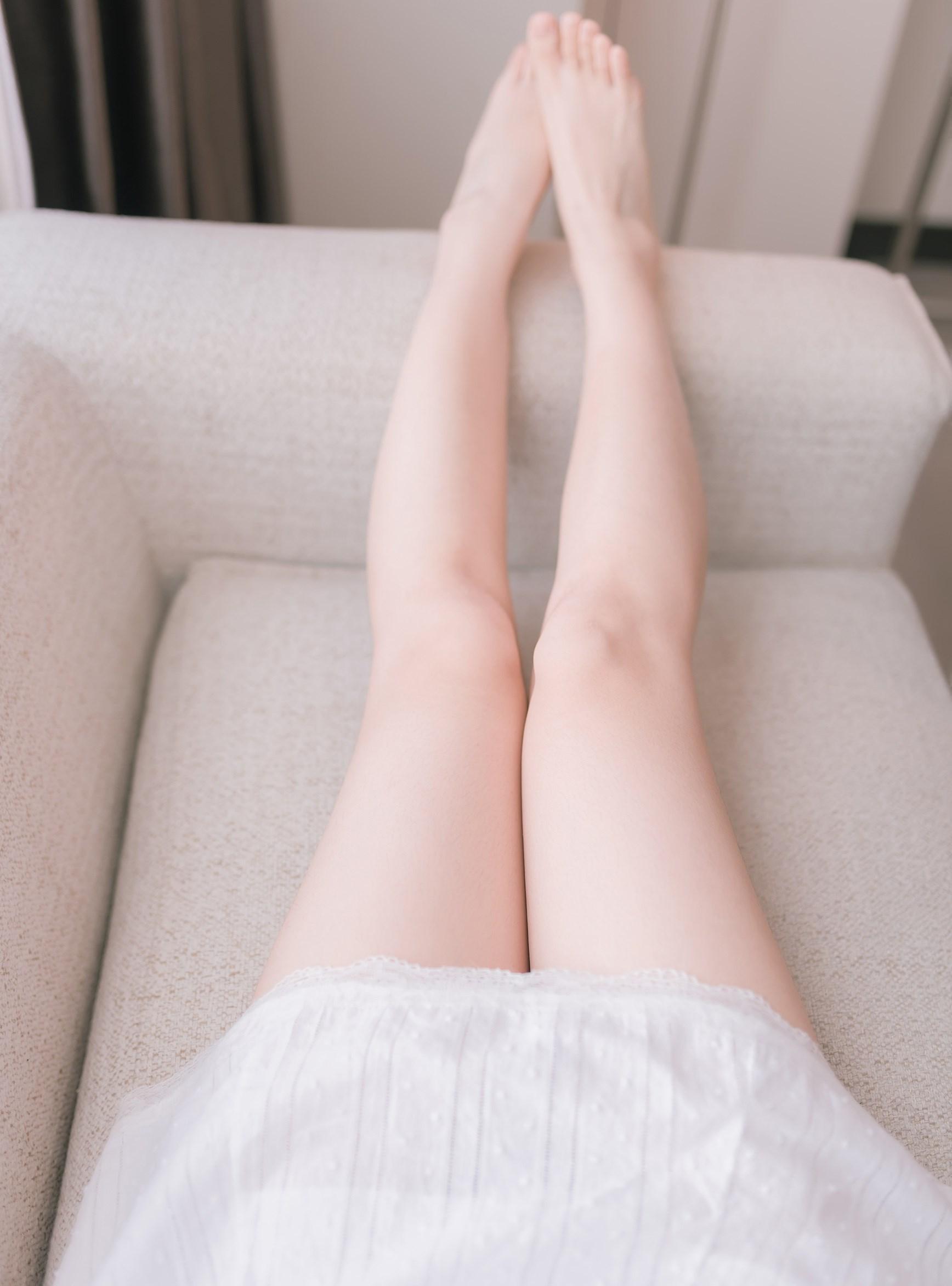 【兔玩映画】白裙双马尾 兔玩映画 第39张
