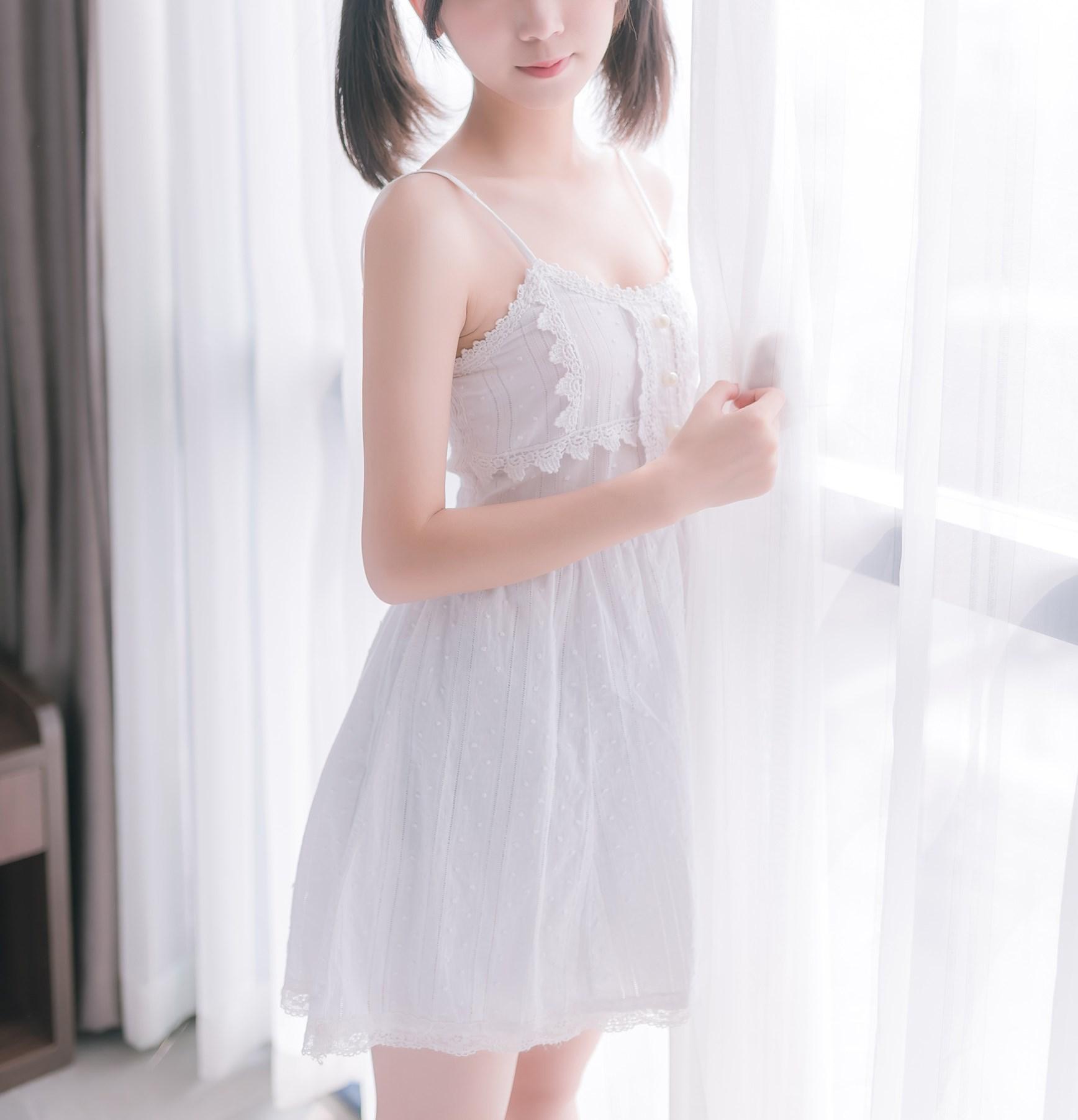 【兔玩映画】白裙双马尾 兔玩映画 第19张