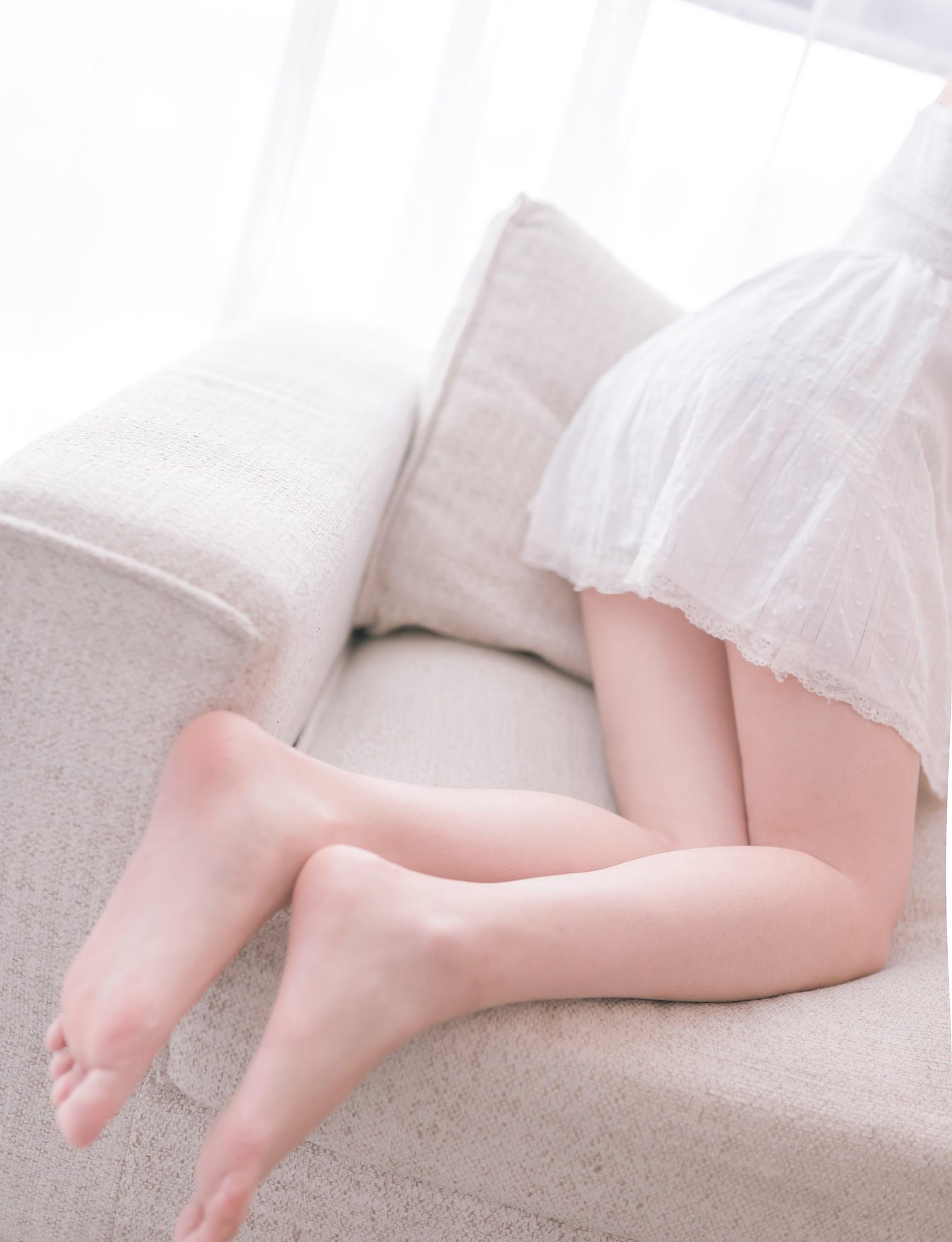 【兔玩映画】白裙双马尾 兔玩映画 第9张