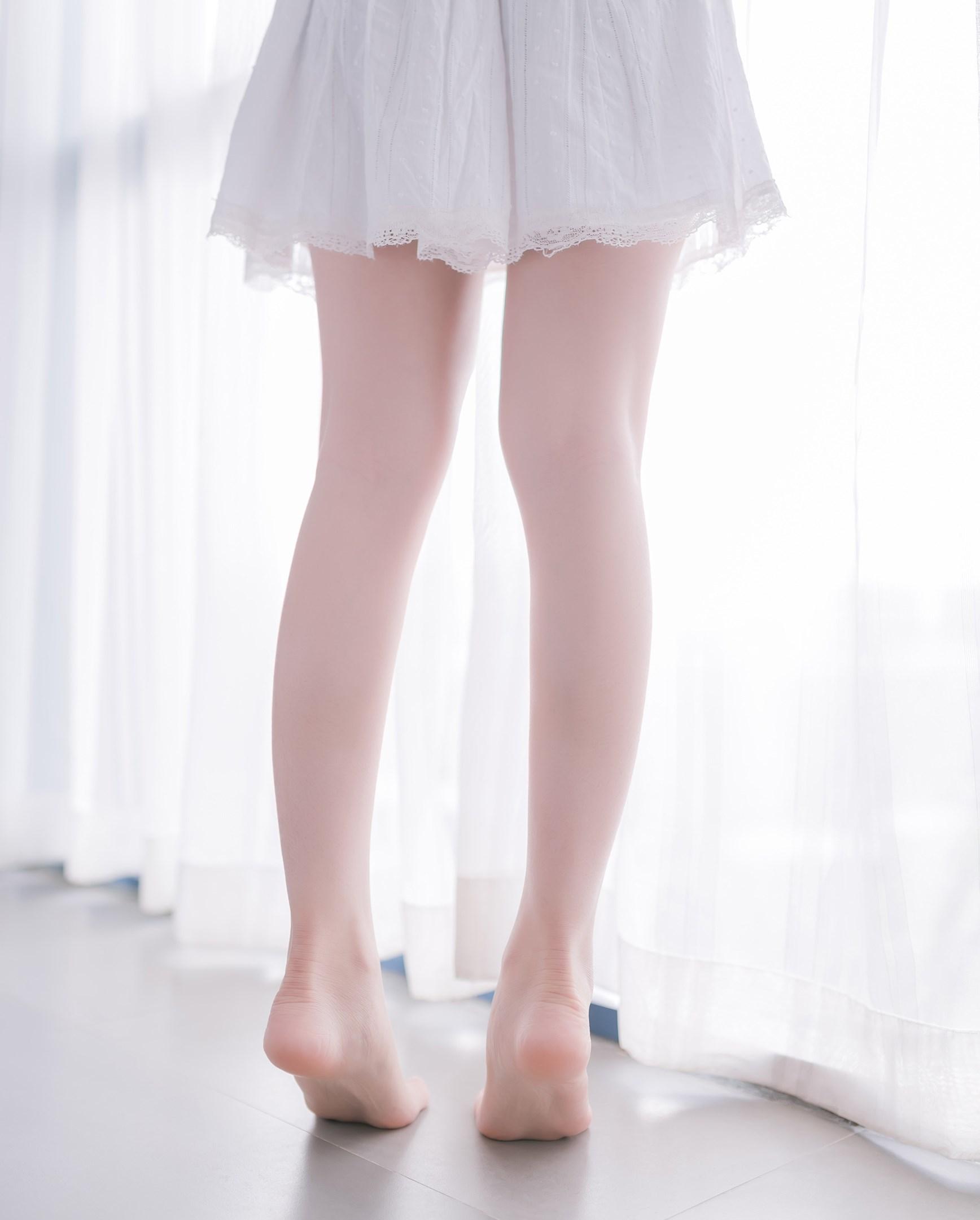 【兔玩映画】白裙双马尾 兔玩映画 第8张