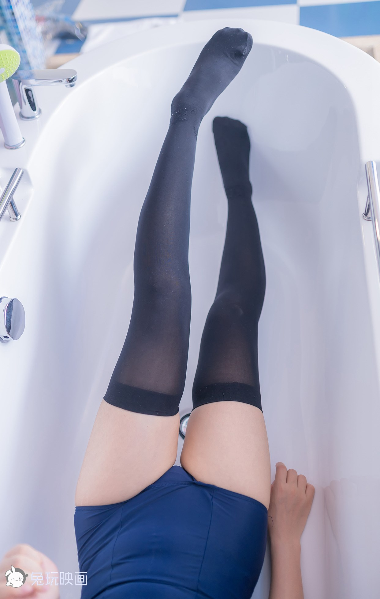 【兔玩映画】vol.05—过膝袜 兔玩映画 第18张