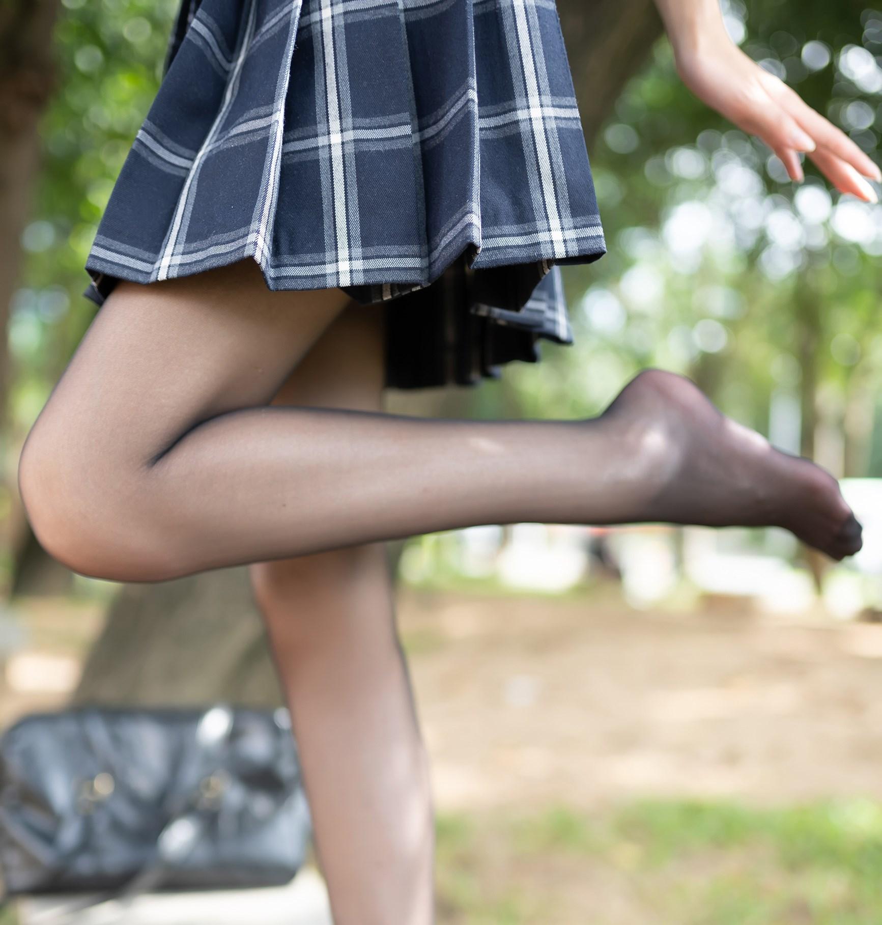 【兔玩映画】格裙黑丝 兔玩映画 第44张