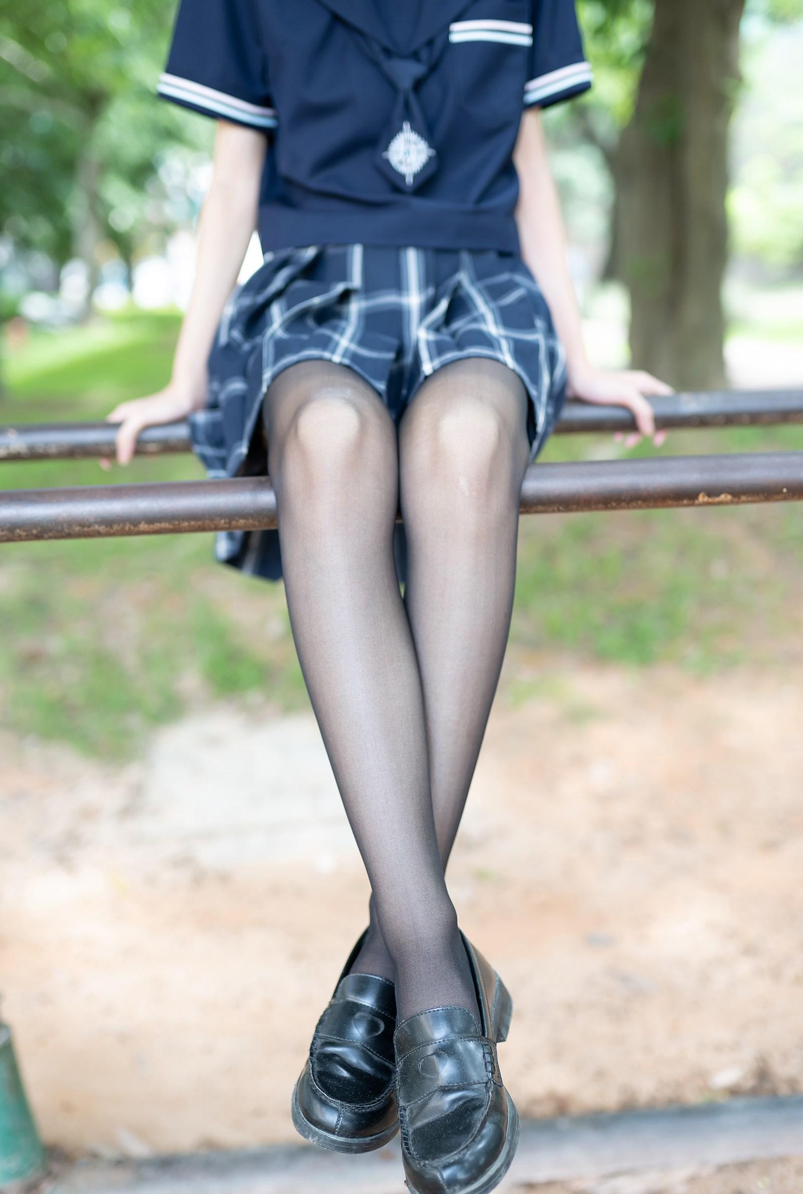【兔玩映画】格裙黑丝 兔玩映画 第7张