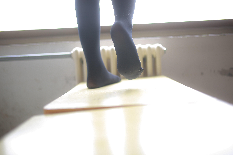 【兔玩映画】教室里的美腿诱惑 兔玩映画 第37张
