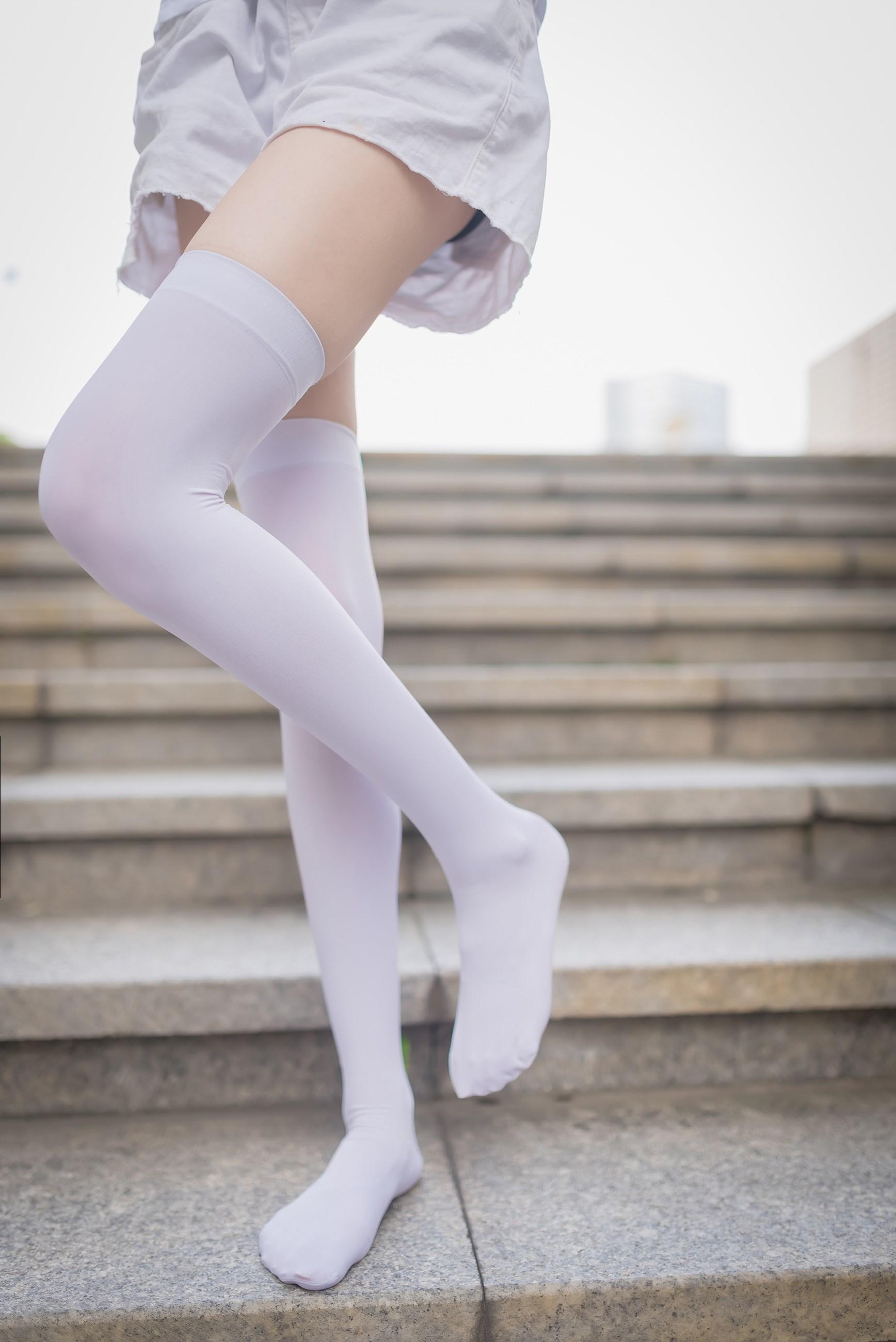 【兔玩映画】白丝过膝袜 兔玩映画 第20张