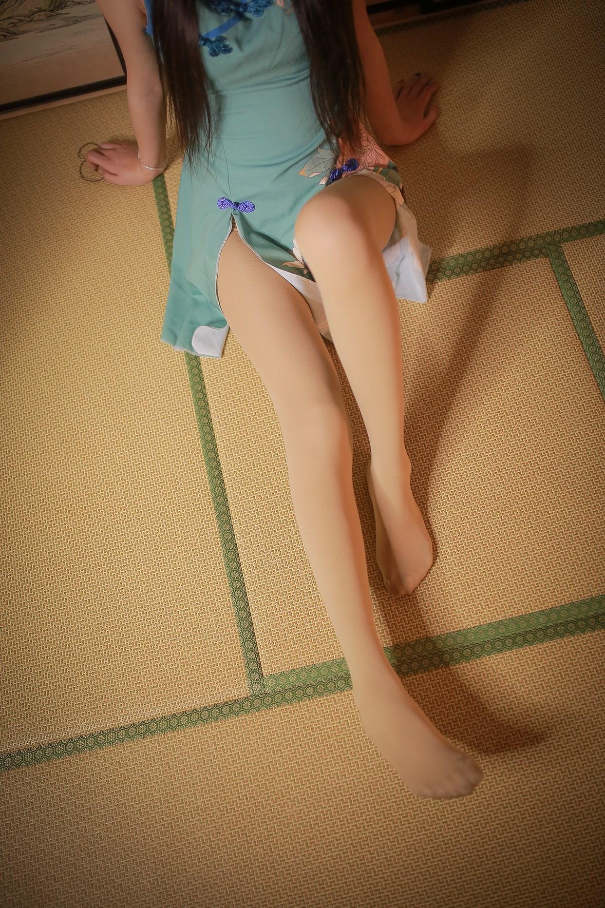 【兔玩映画】伞下的旗袍少女 兔玩映画 第32张