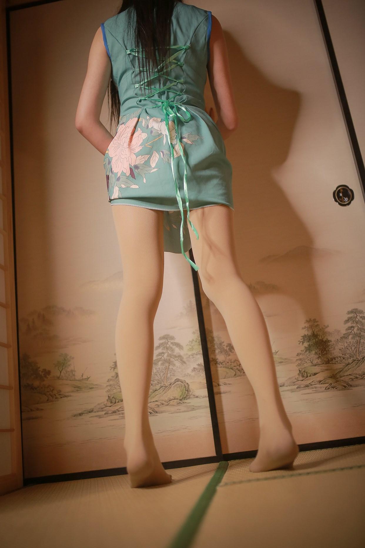 【兔玩映画】伞下的旗袍少女 兔玩映画 第25张