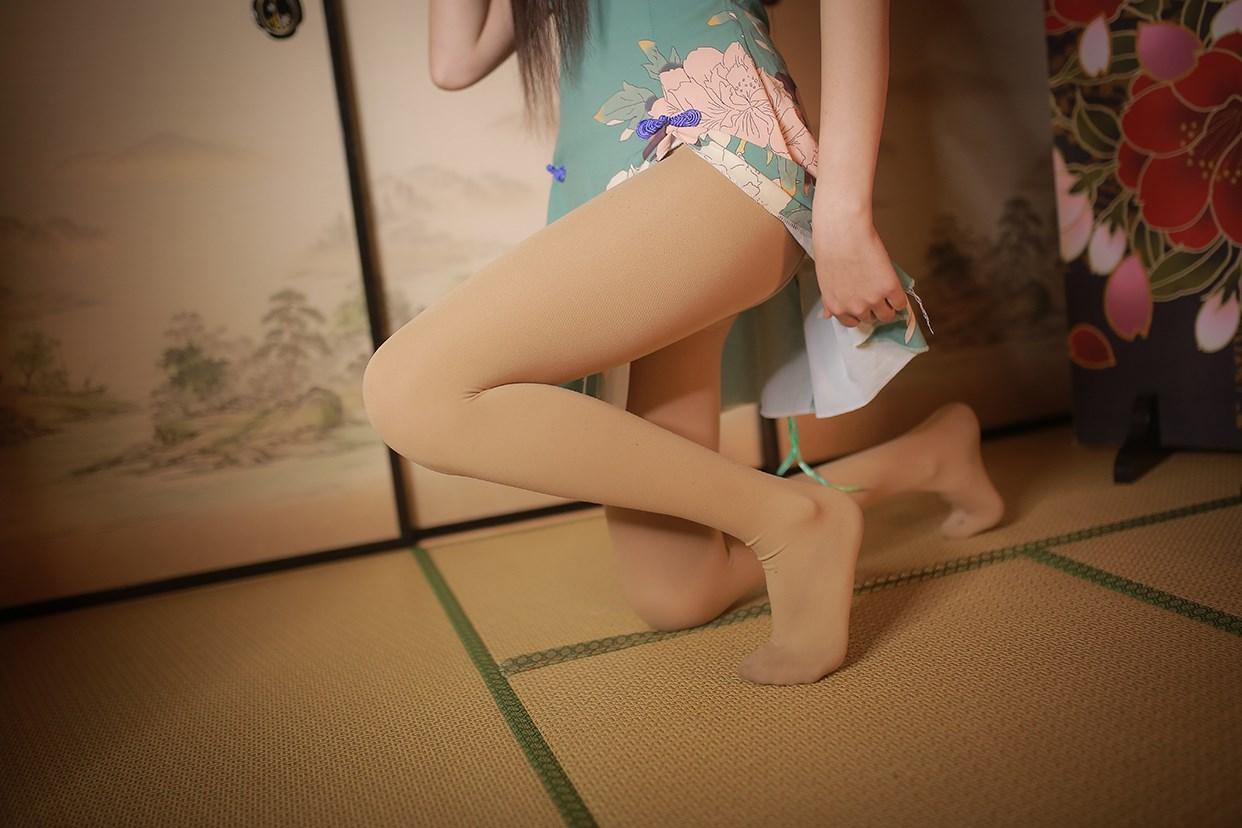 【兔玩映画】伞下的旗袍少女 兔玩映画 第19张