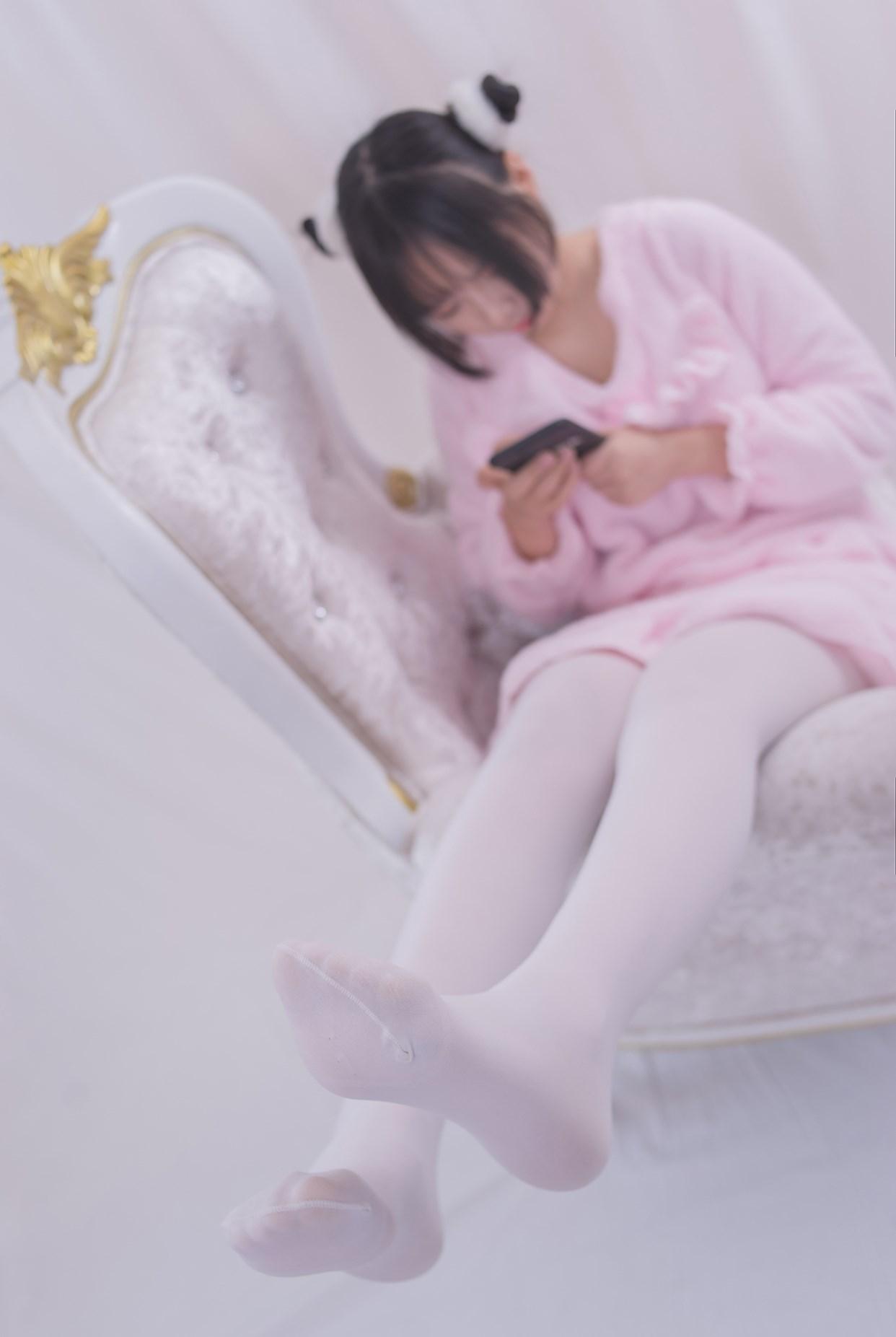 【兔玩映画】一个白丝小朋友 兔玩映画 第28张