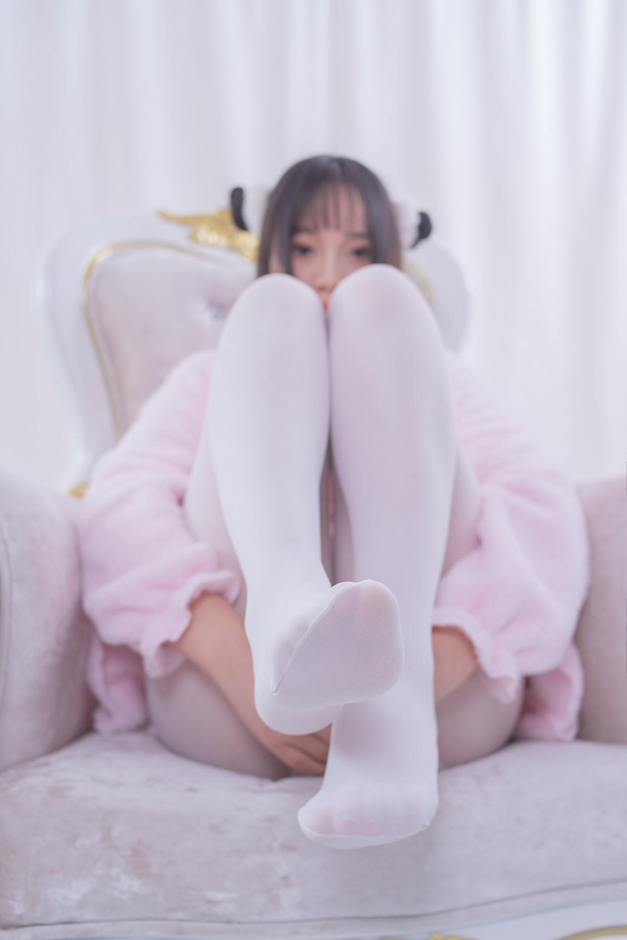 【兔玩映画】一个白丝小朋友 兔玩映画 第14张