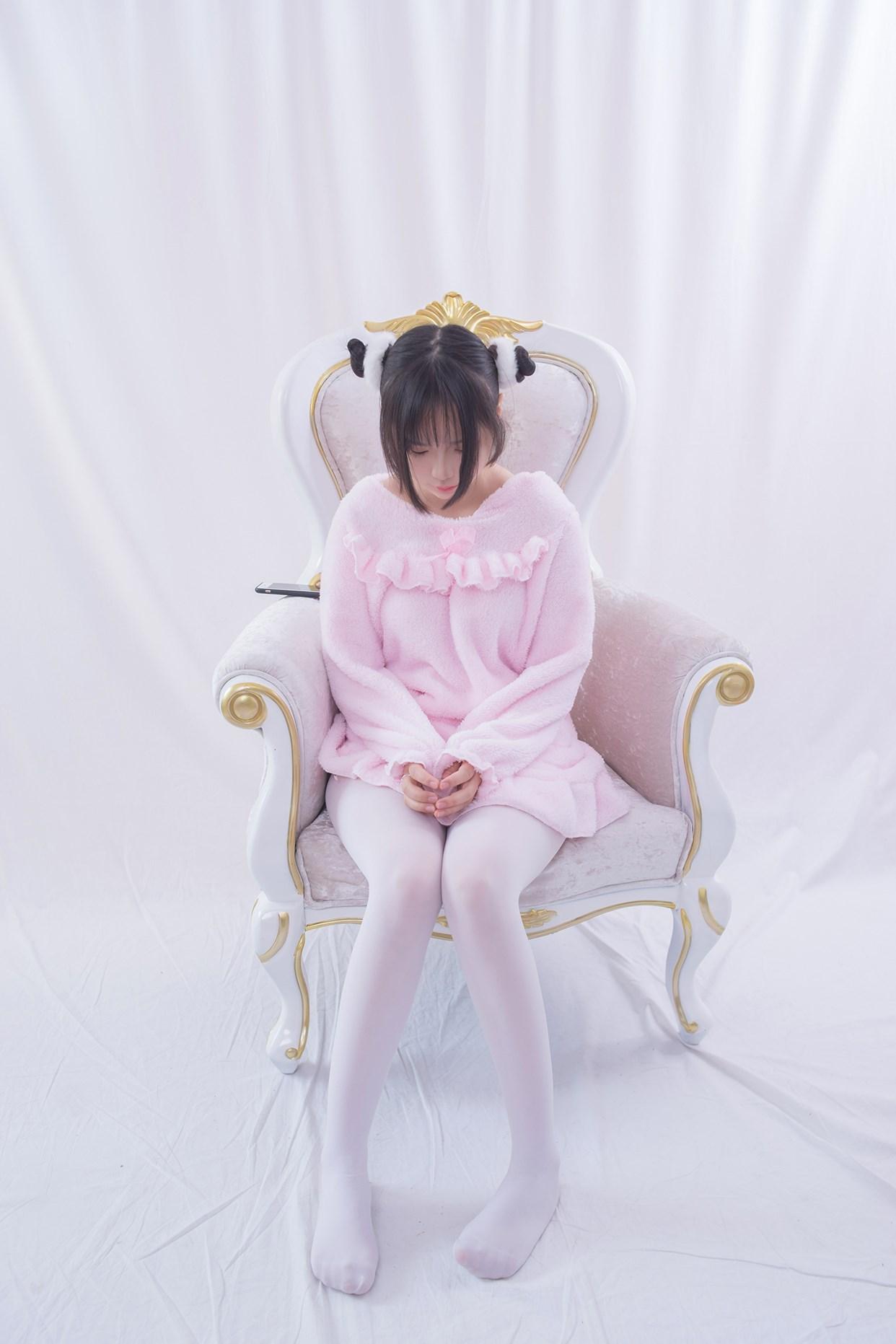 【兔玩映画】一个白丝小朋友 兔玩映画 第9张