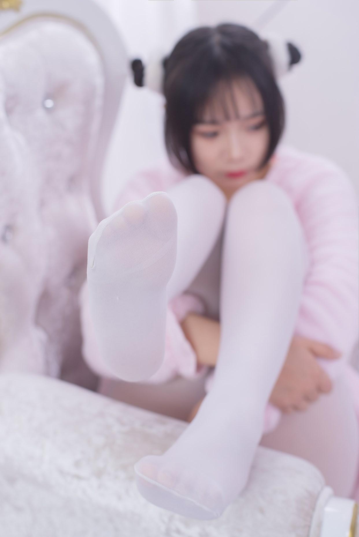 【兔玩映画】一个白丝小朋友 兔玩映画 第4张