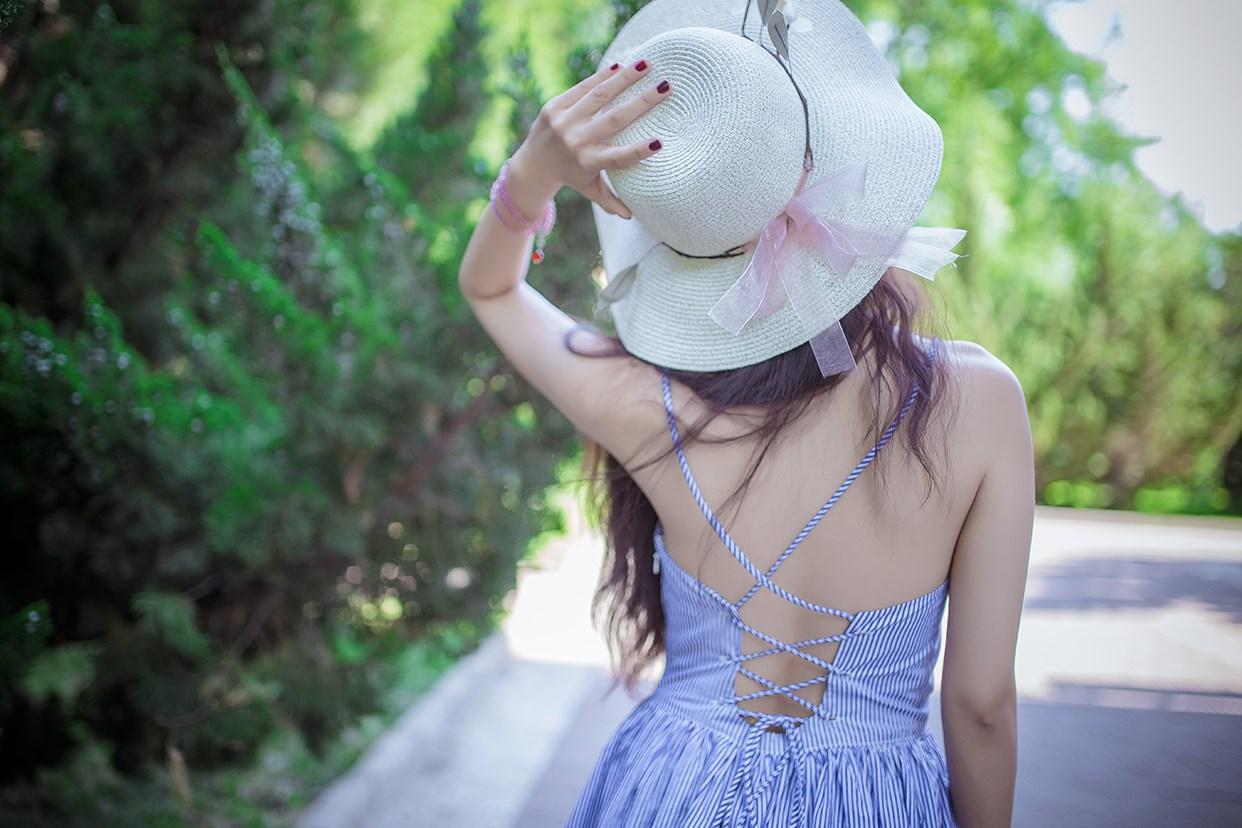 【兔玩映画】吊带裙小姐姐 兔玩映画 第40张