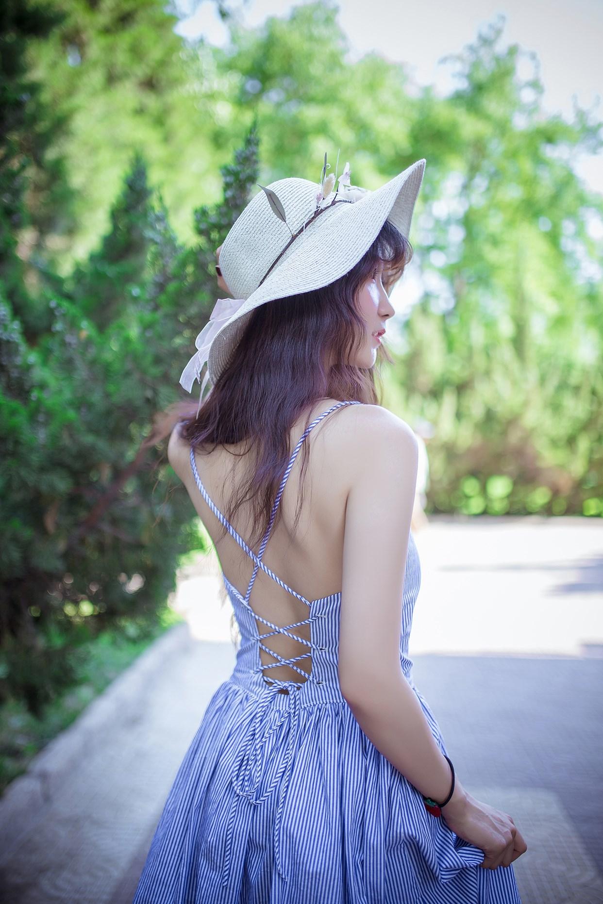 【兔玩映画】吊带裙小姐姐 兔玩映画 第39张