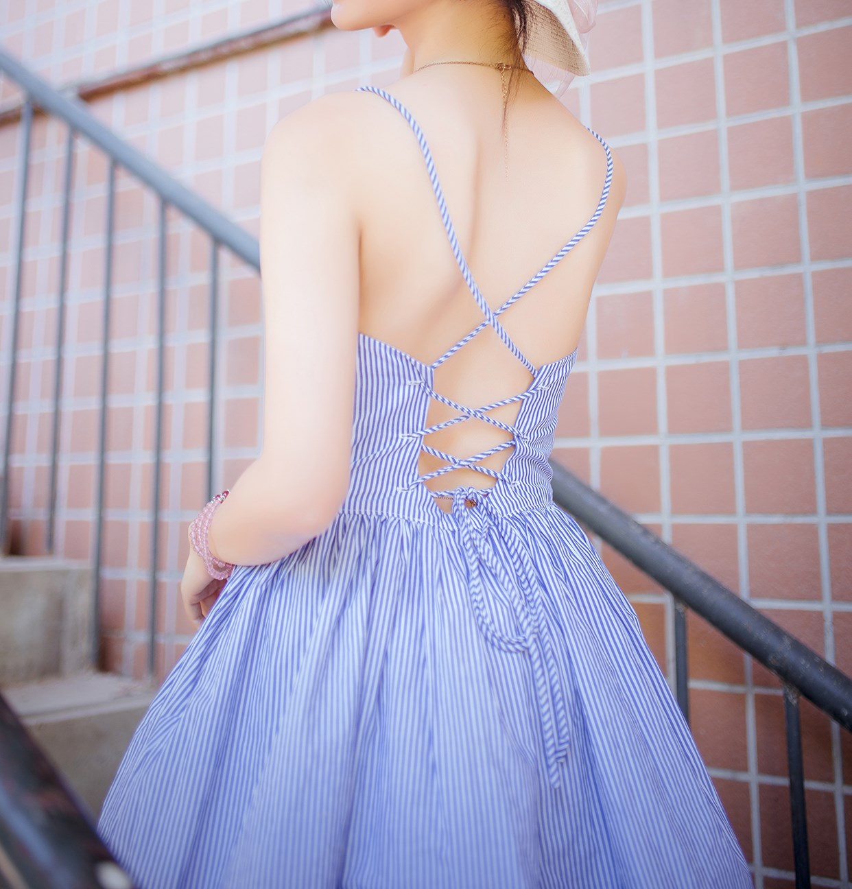 【兔玩映画】吊带裙小姐姐 兔玩映画 第35张