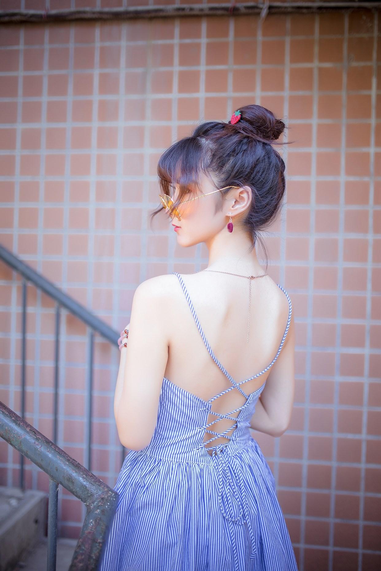 【兔玩映画】吊带裙小姐姐 兔玩映画 第33张