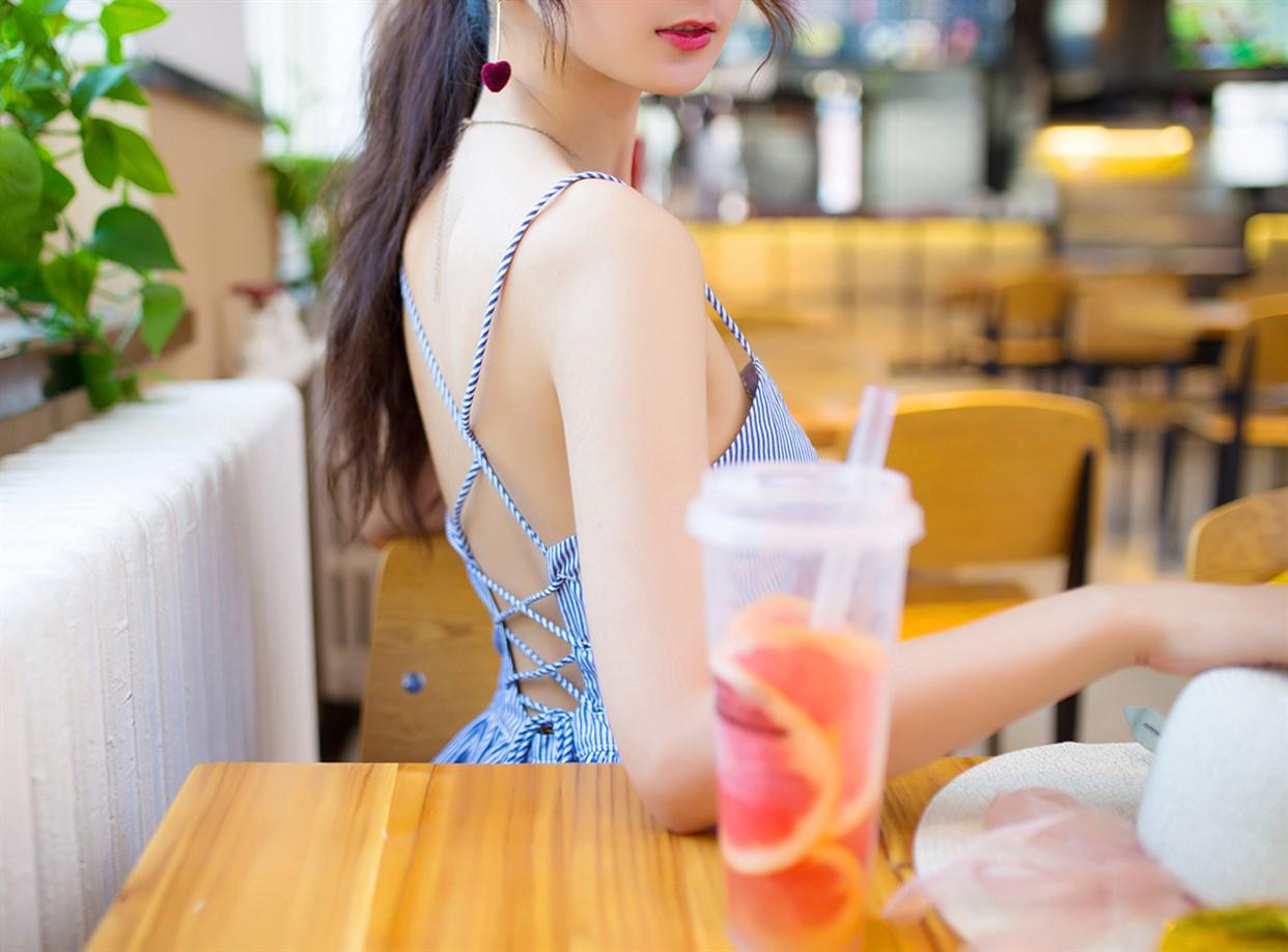 【兔玩映画】吊带裙小姐姐 兔玩映画 第24张