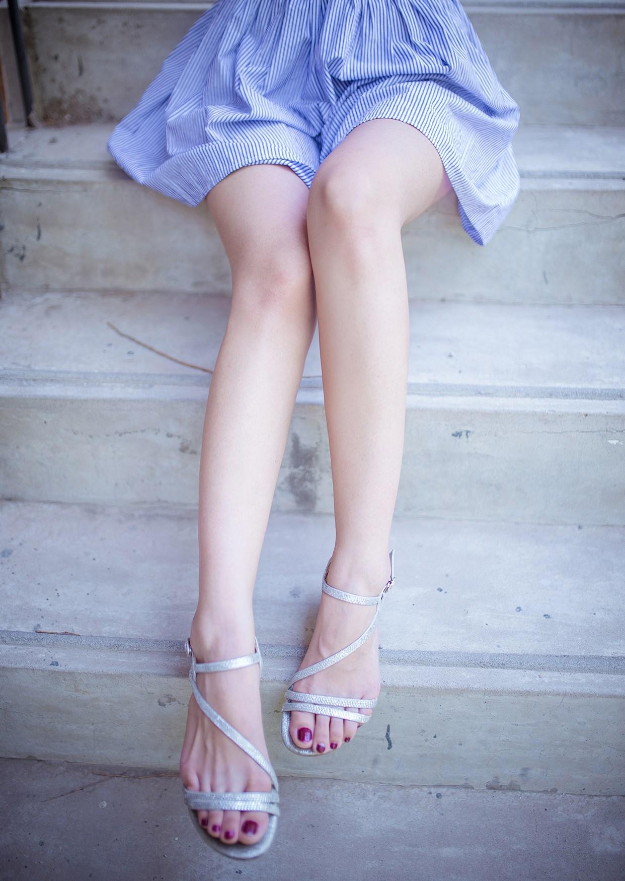 【兔玩映画】吊带裙小姐姐 兔玩映画 第16张