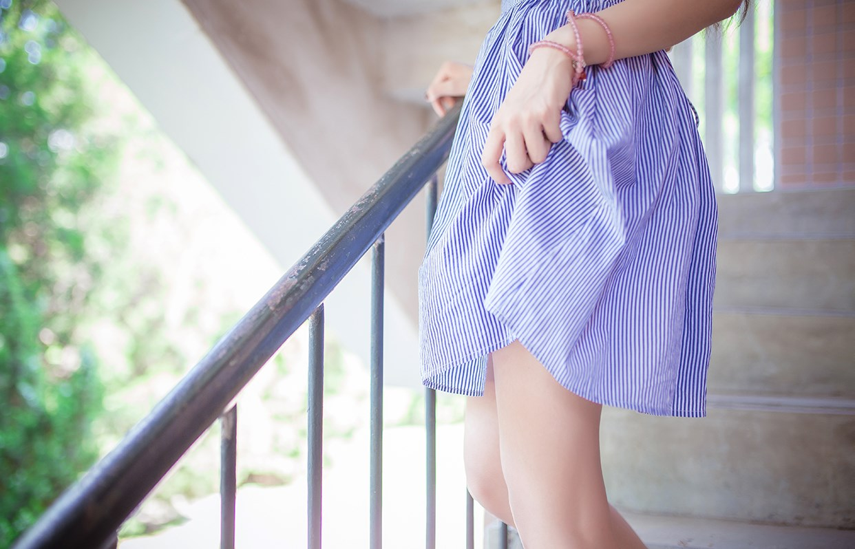 【兔玩映画】吊带裙小姐姐 兔玩映画 第12张