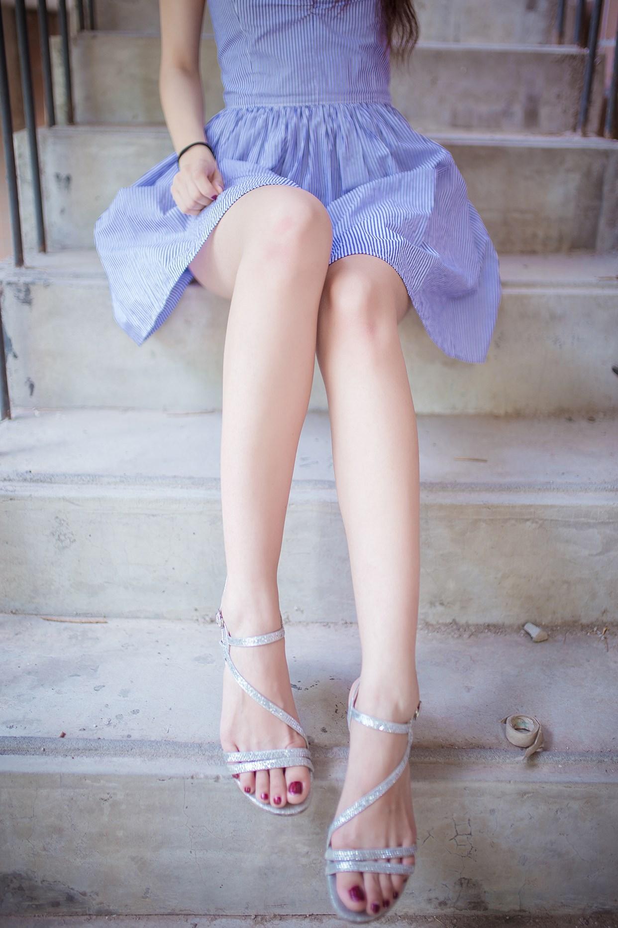【兔玩映画】吊带裙小姐姐 兔玩映画 第8张