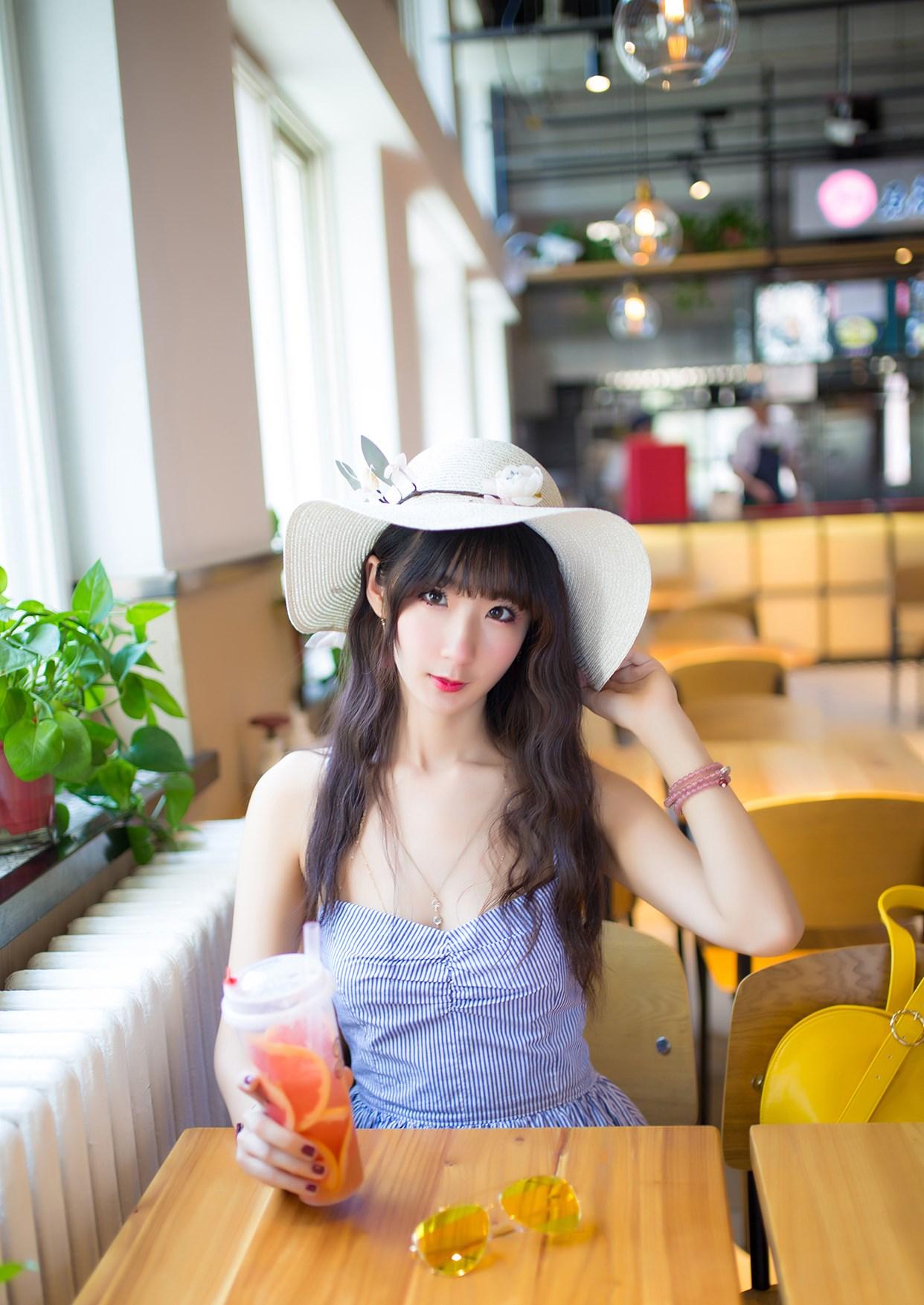 【兔玩映画】吊带裙小姐姐 兔玩映画 第7张