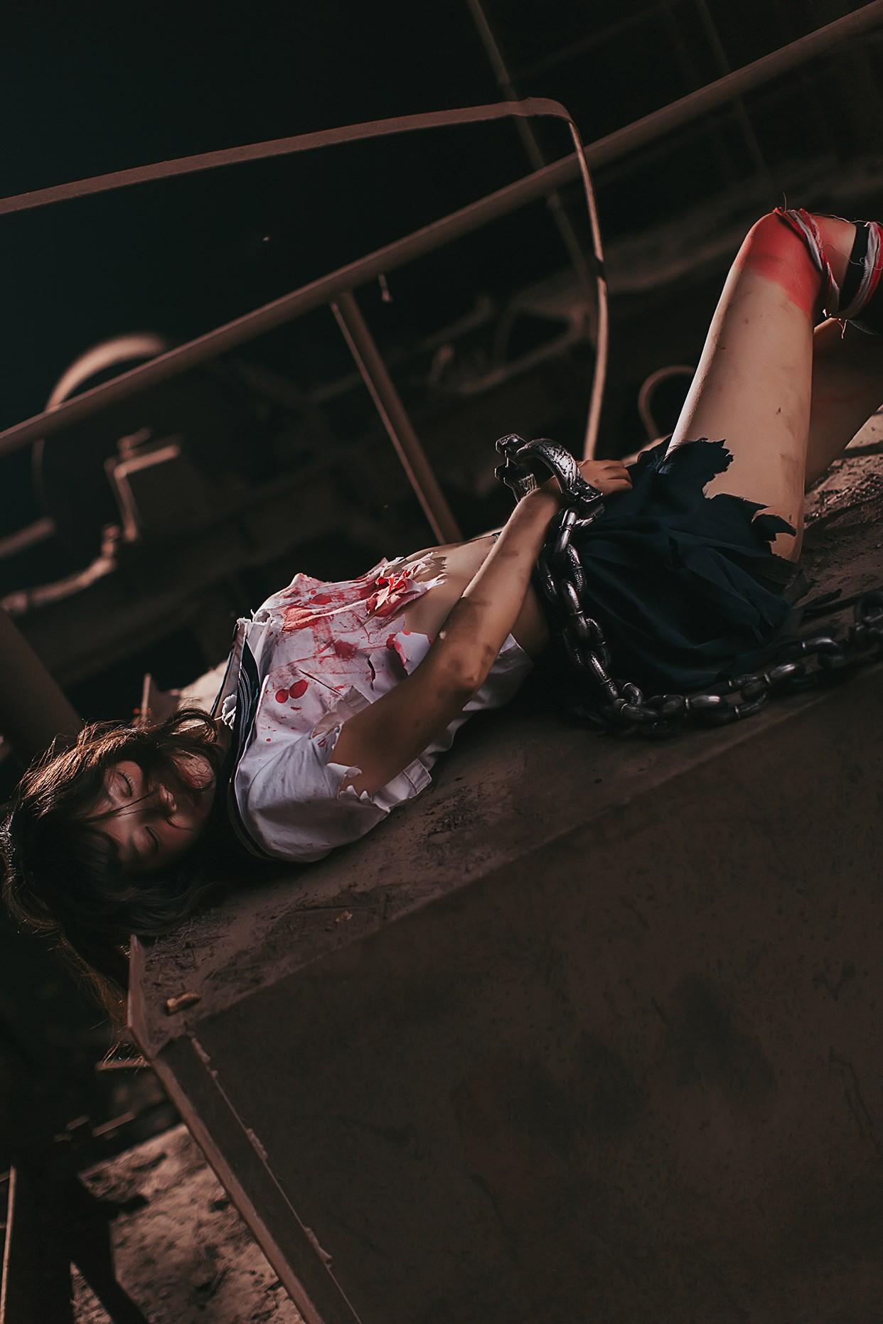 【兔玩映画】被囚禁的少女 兔玩映画 第44张