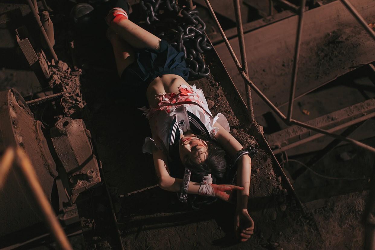 【兔玩映画】被囚禁的少女 兔玩映画 第41张