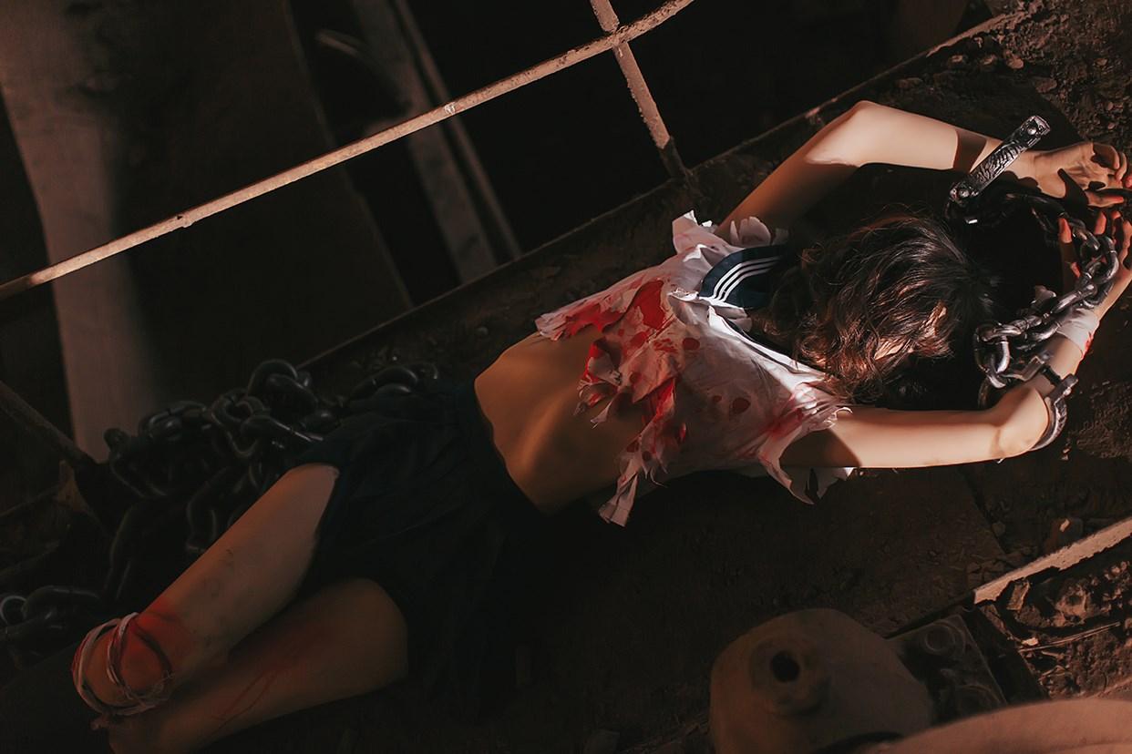 【兔玩映画】被囚禁的少女 兔玩映画 第40张