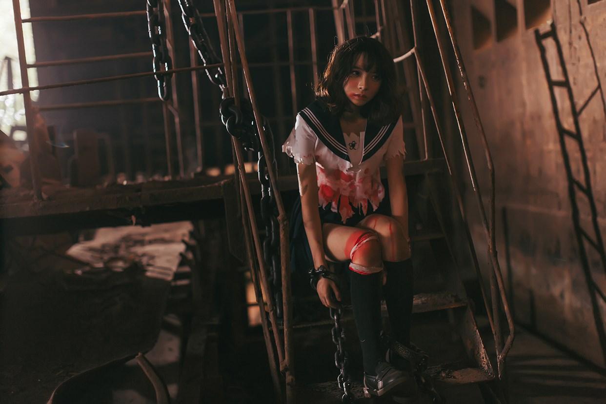 【兔玩映画】被囚禁的少女 兔玩映画 第38张