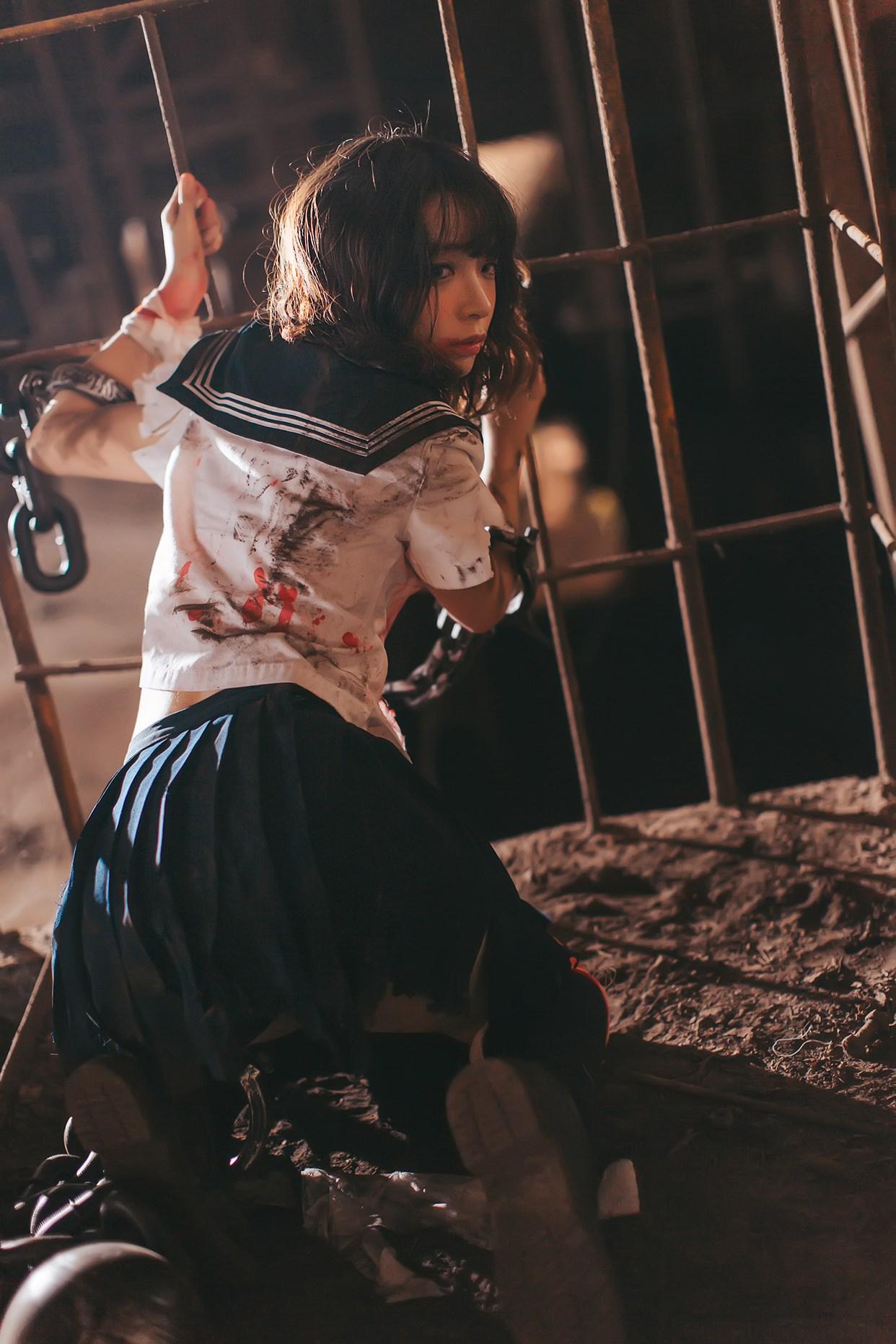 【兔玩映画】被囚禁的少女 兔玩映画 第35张
