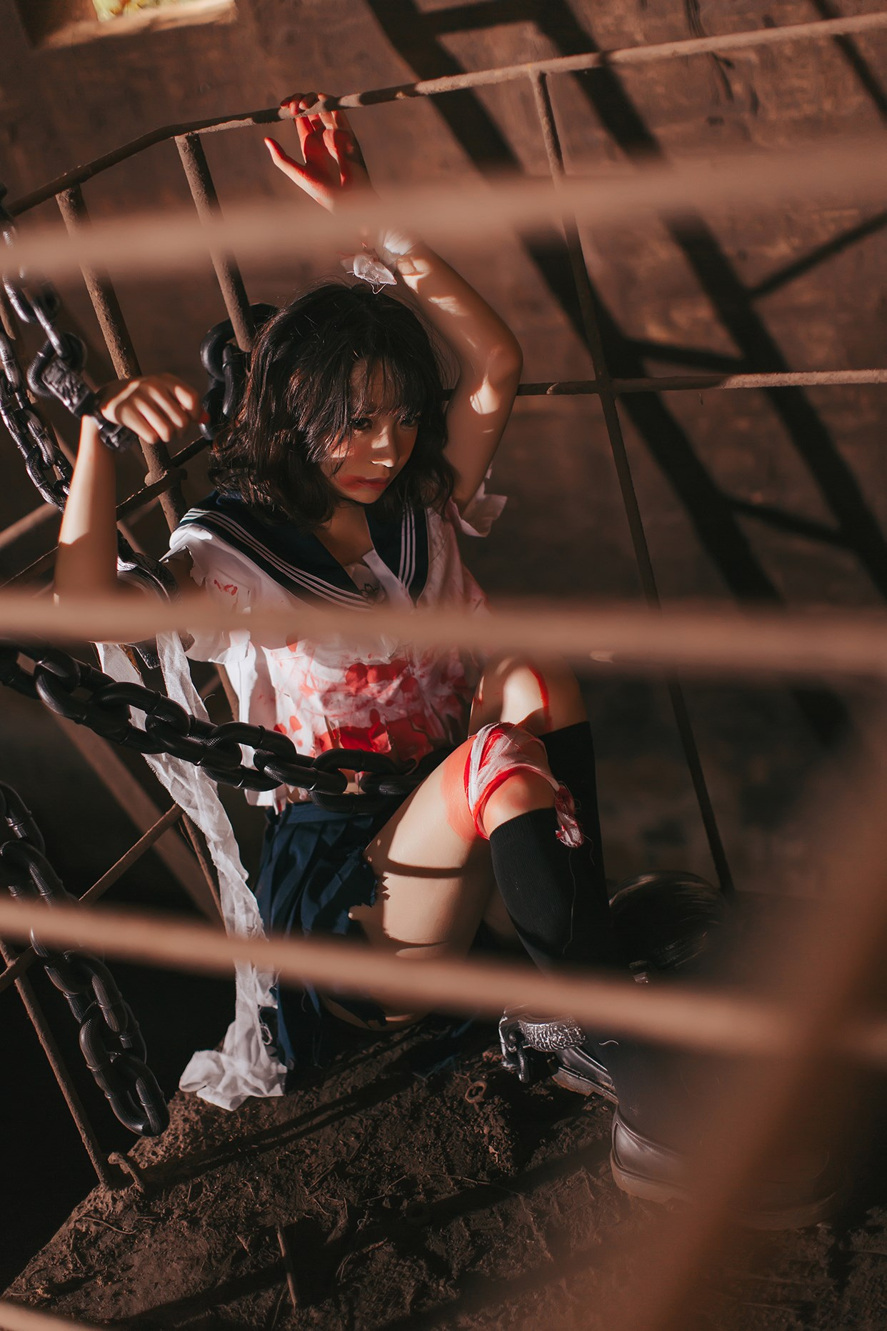 【兔玩映画】被囚禁的少女 兔玩映画 第32张