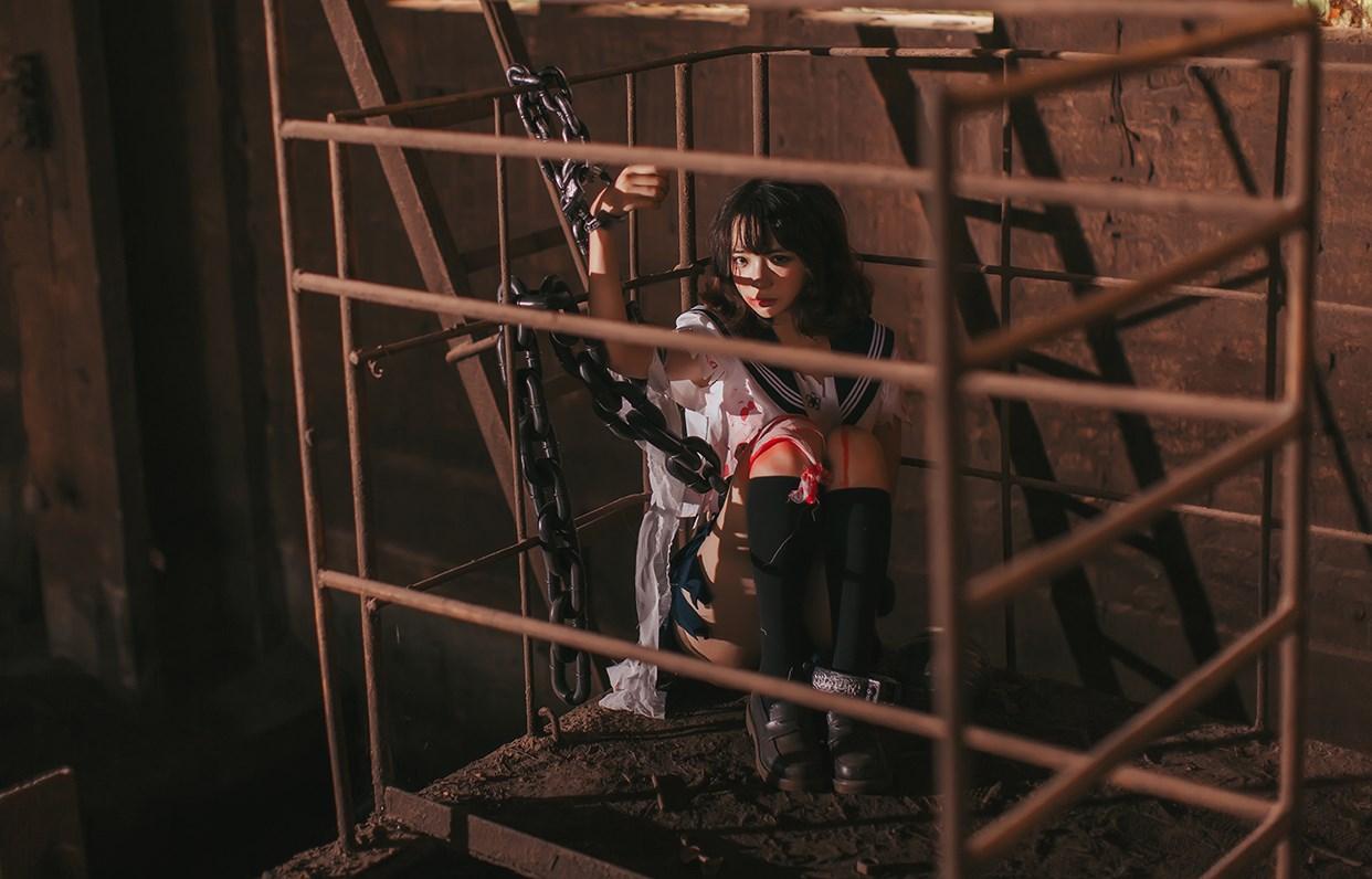 【兔玩映画】被囚禁的少女 兔玩映画 第31张