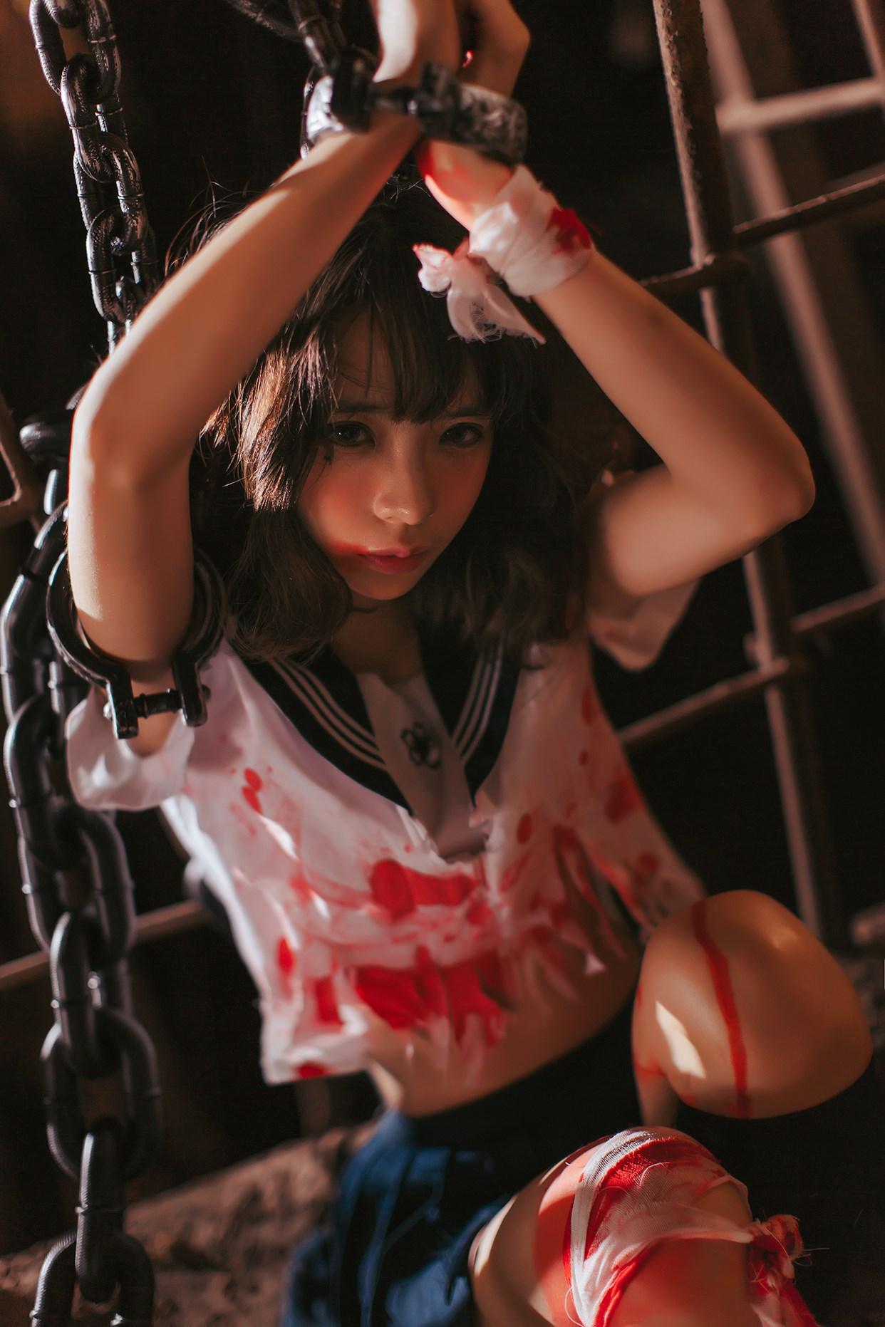 【兔玩映画】被囚禁的少女 兔玩映画 第28张