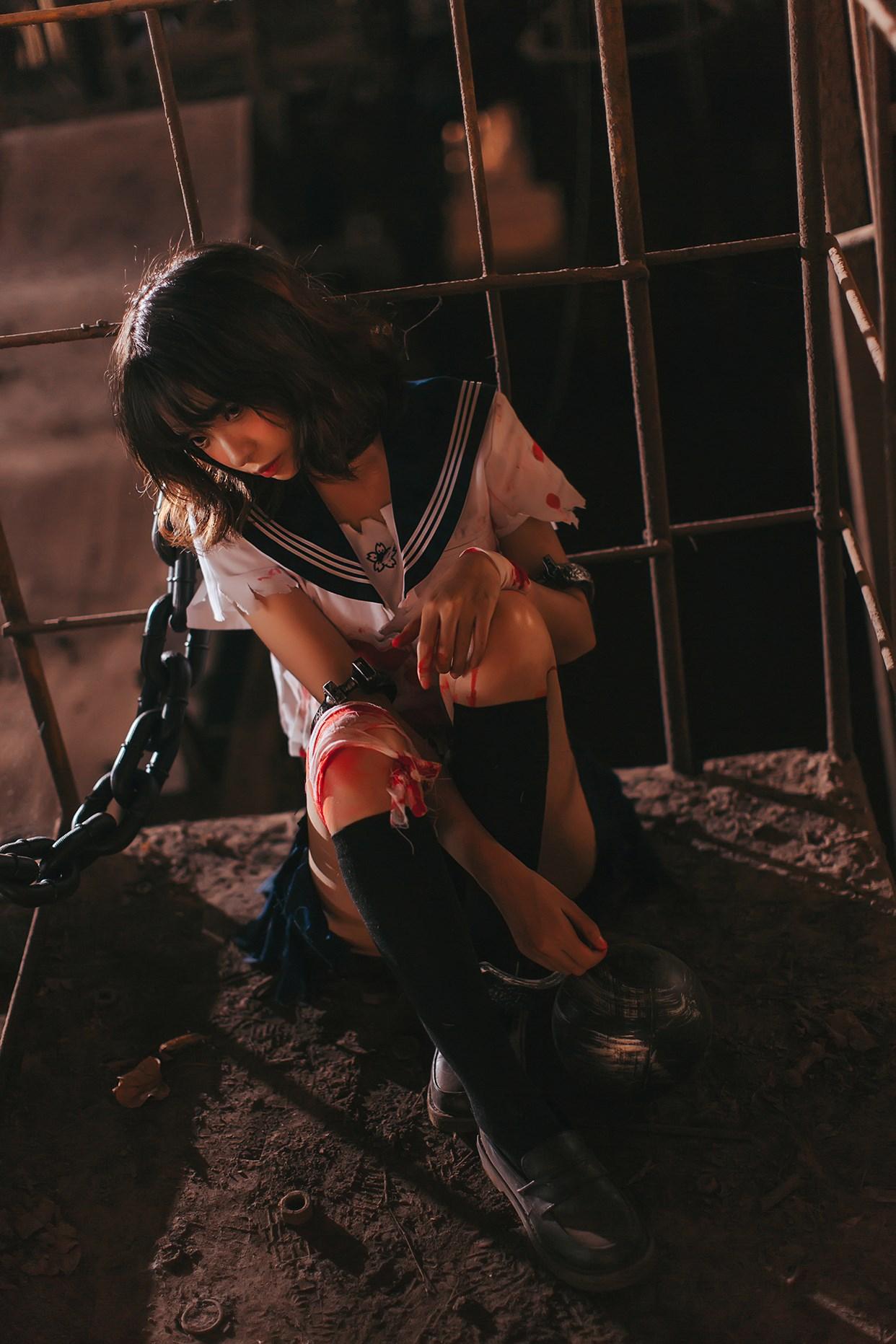 【兔玩映画】被囚禁的少女 兔玩映画 第26张