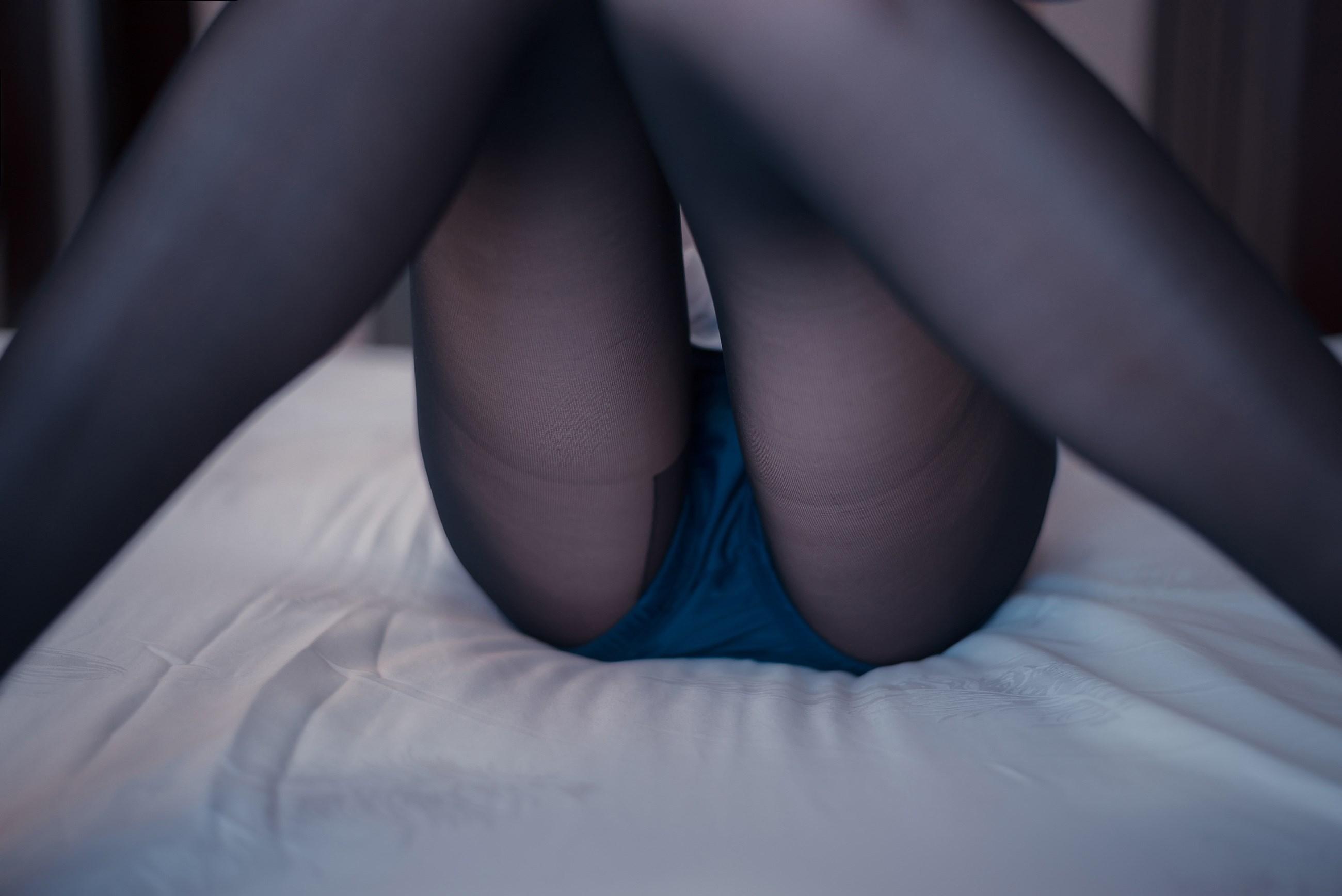 【兔玩映画】黑丝体操服 兔玩映画 第11张