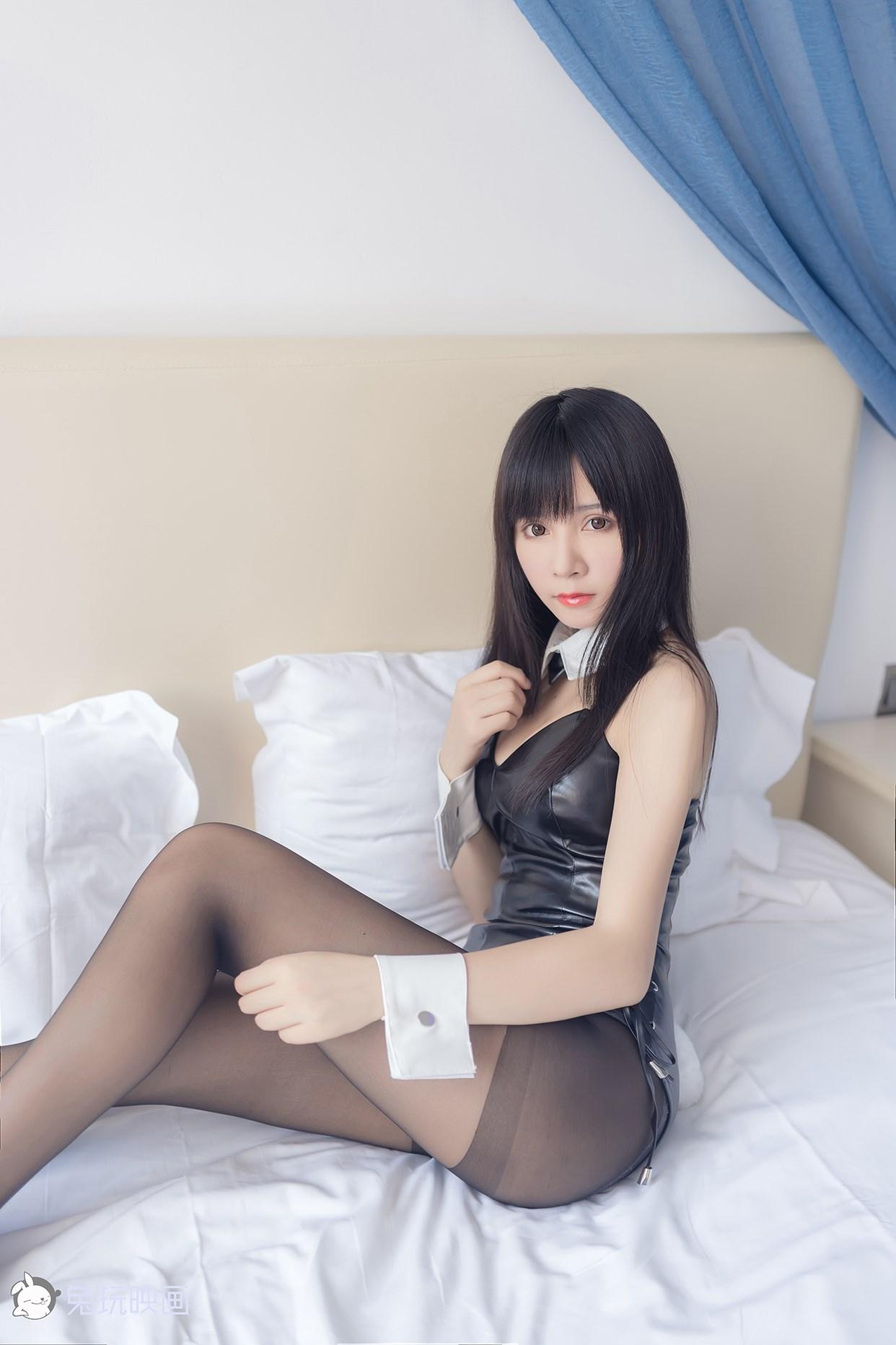 【兔玩映画】兔女郎vol.11 - 秋山 兔玩映画 第11张