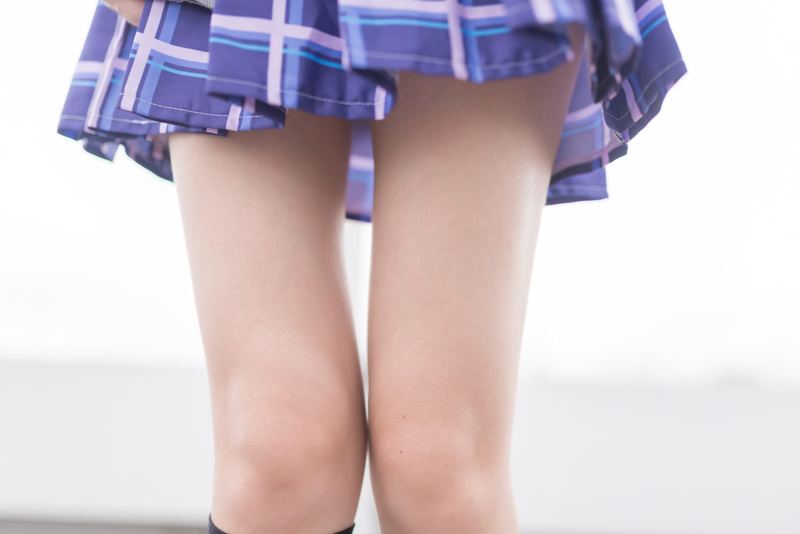 【兔玩映画】天台的蓝裙少女 兔玩映画 第17张