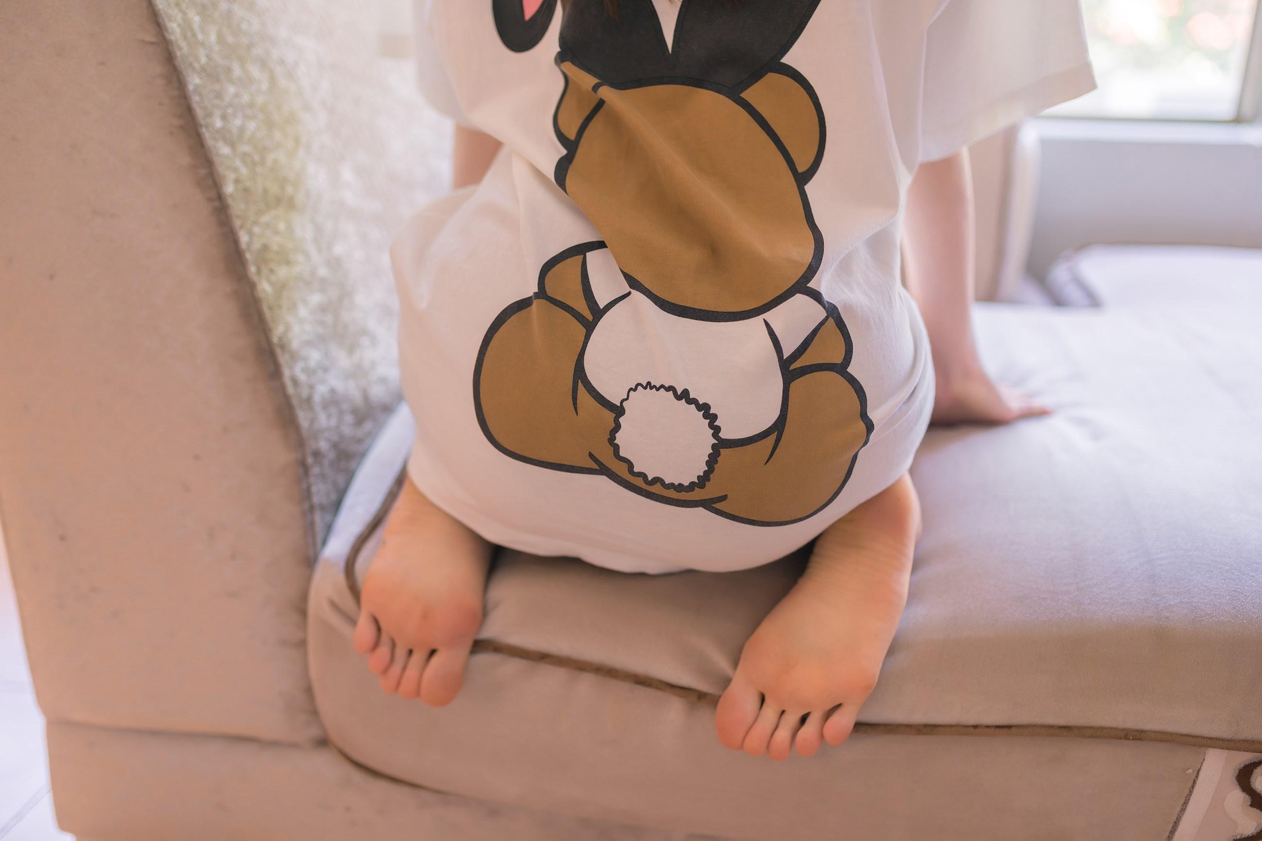 【兔玩映画】小熊睡衣 兔玩映画 第33张