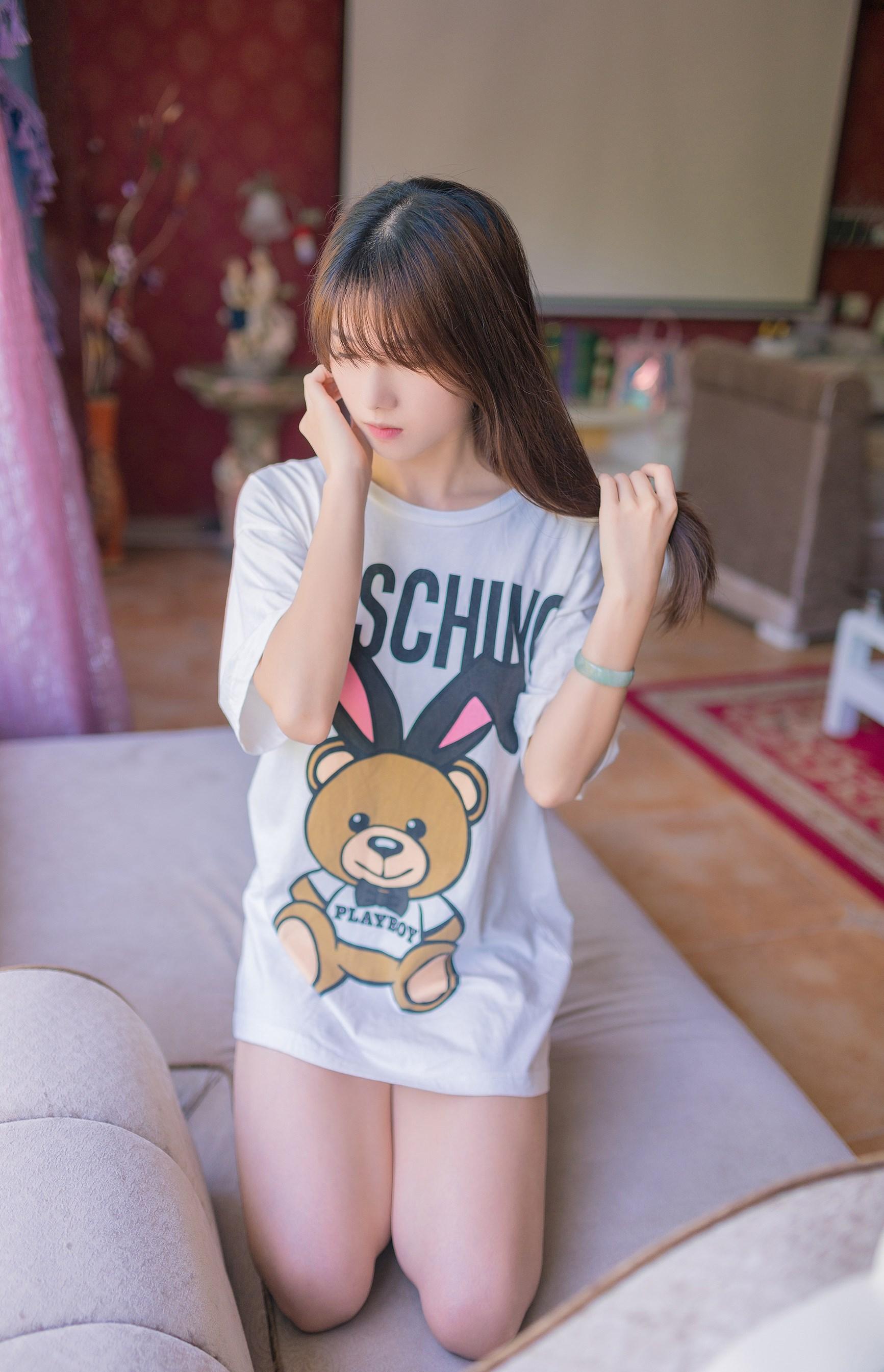 【兔玩映画】小熊睡衣 兔玩映画 第22张