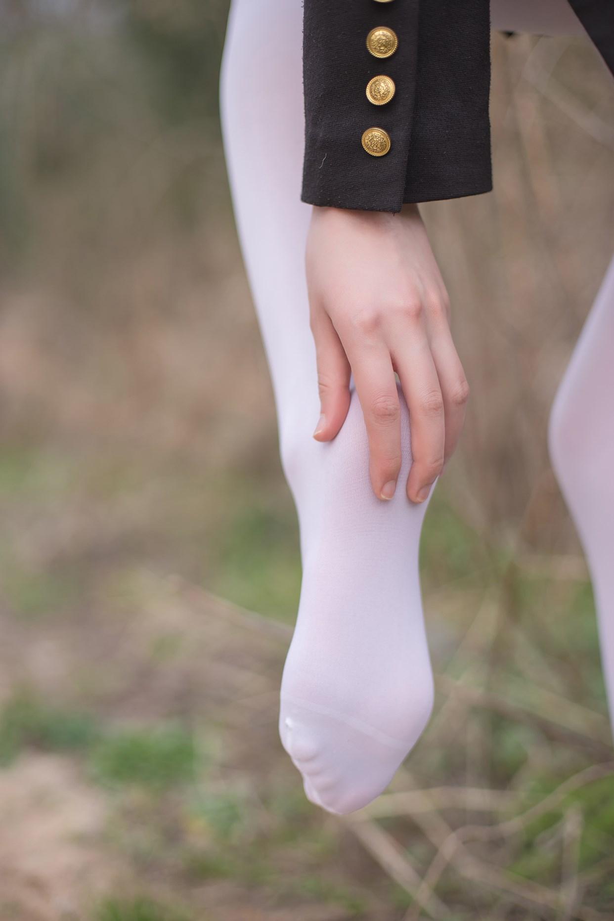 【兔玩映画】白丝萝莉腿竟然这么长! 兔玩映画 第30张