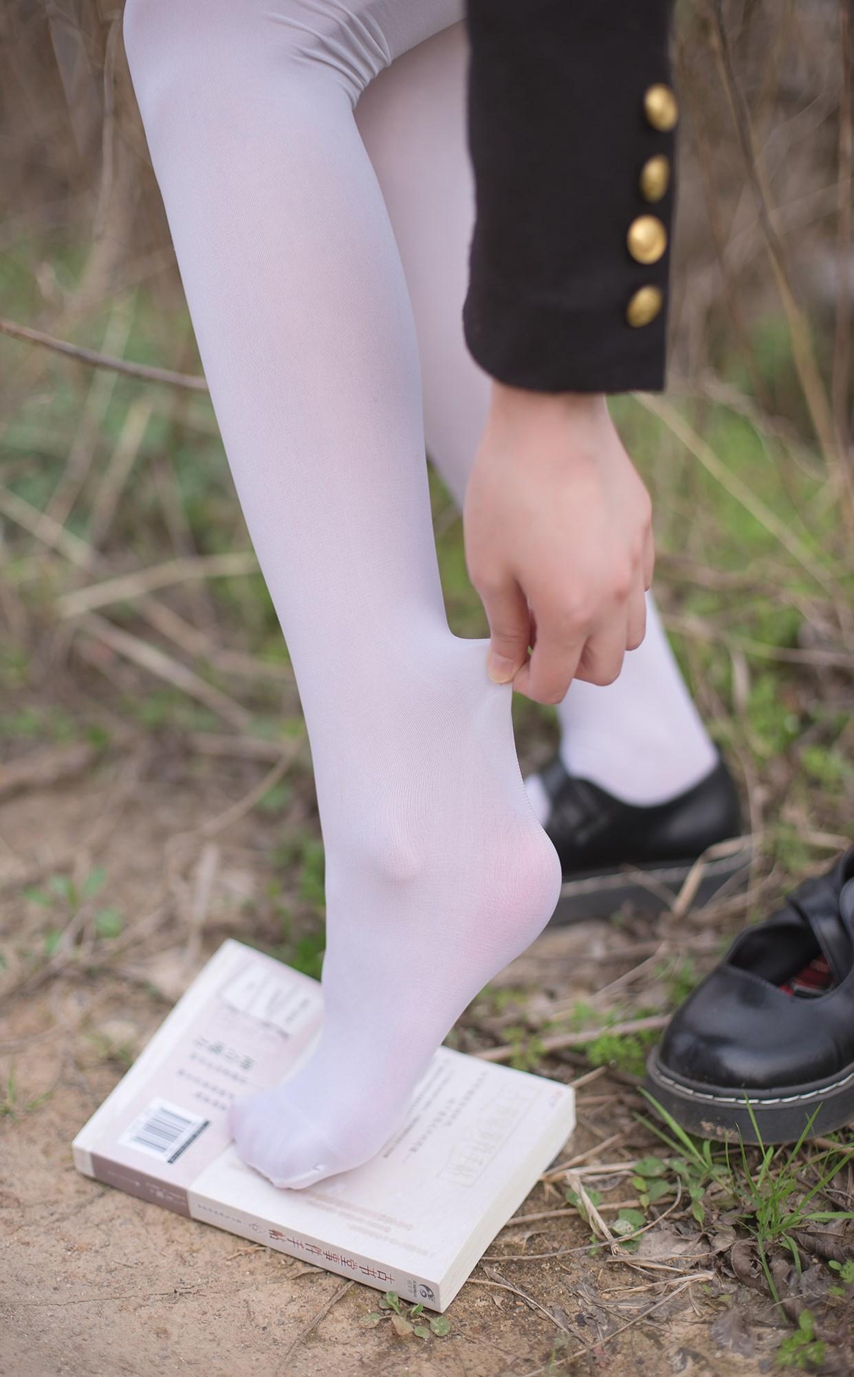 【兔玩映画】白丝萝莉腿竟然这么长! 兔玩映画 第29张